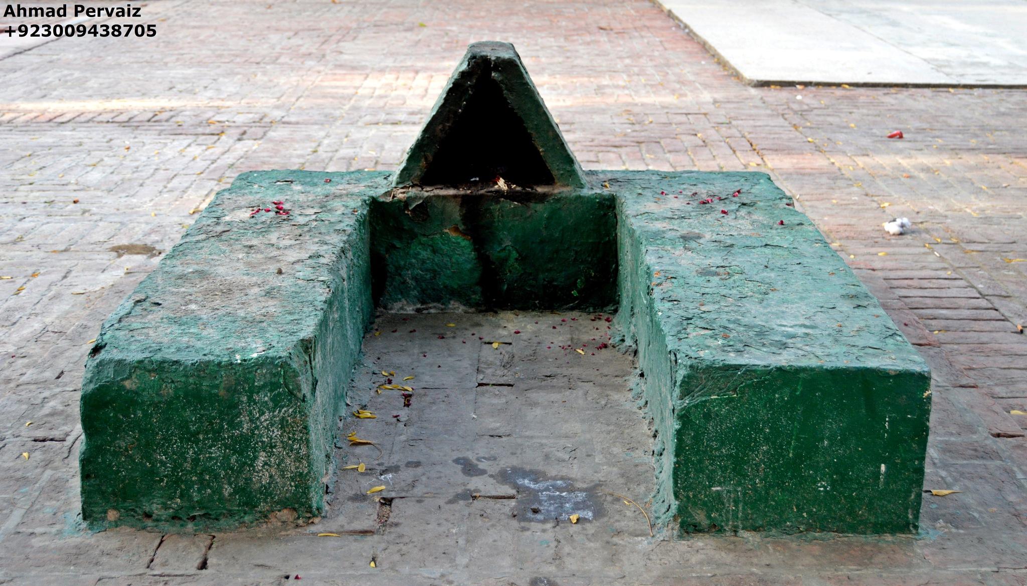 An Unusual Tomb - Mian Mir Series  by pervaiz_jiu-jitsu
