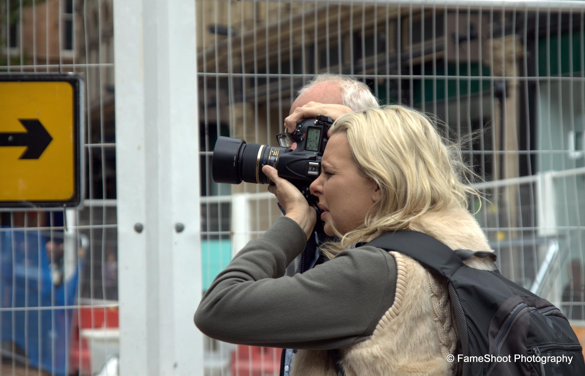 Paparazzi like me ;-) by Fame Shoot Photography