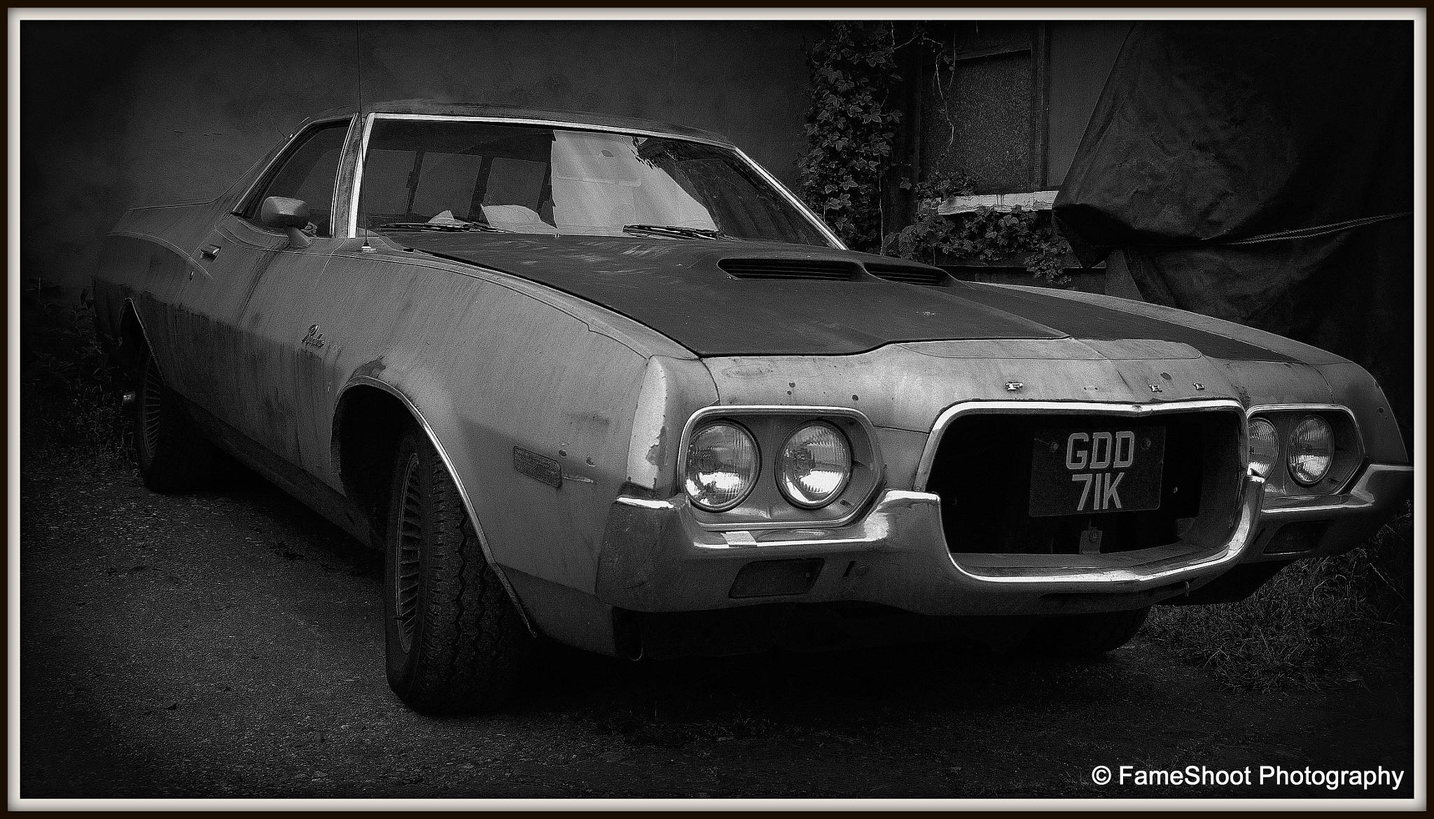 Ford Ranchero. by Fame Shoot Photography