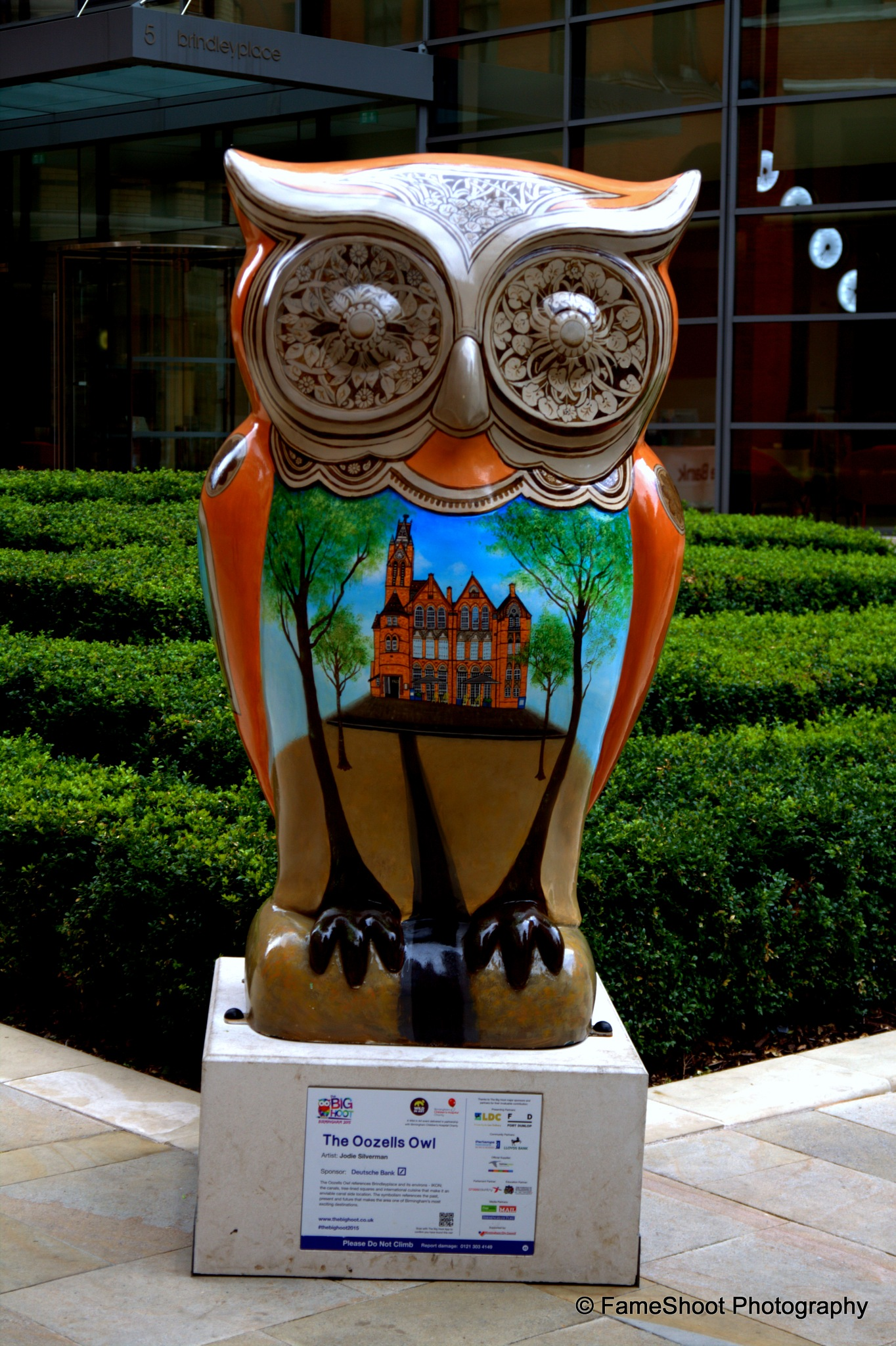 The Oozells Owl by Fame Shoot Photography