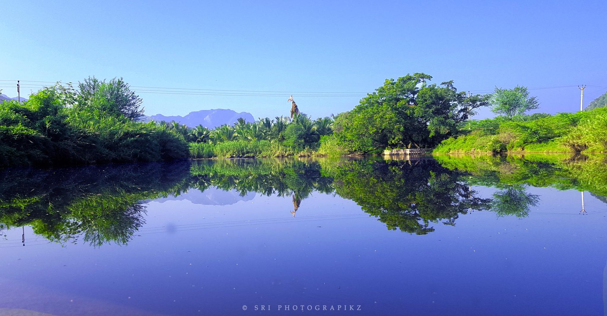 Reflection  by Jawahar srinath