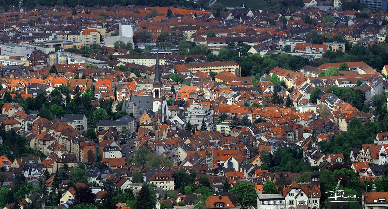 Stuttgart by Zoriy Fine