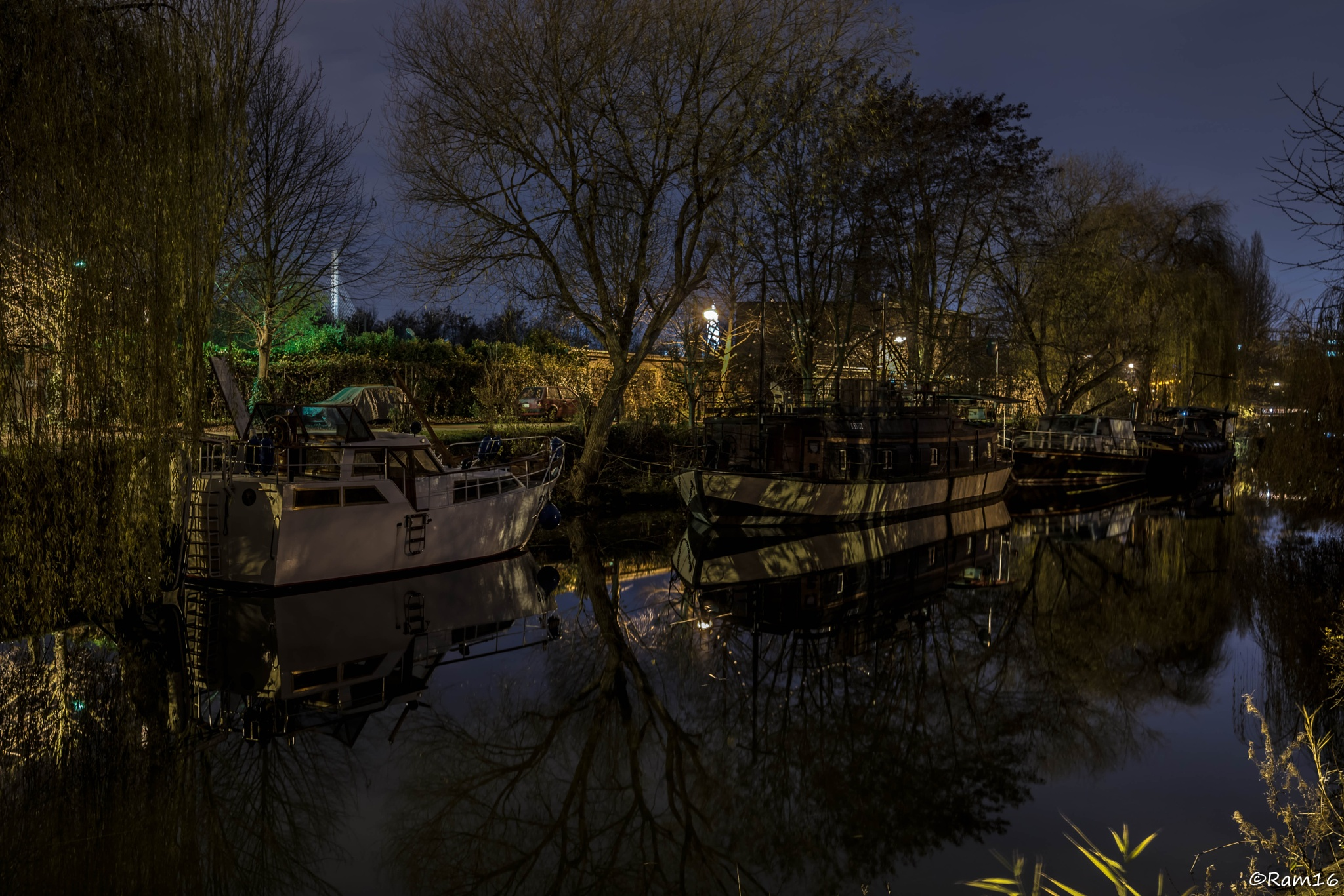 Canal de L' Ourthe by ram16