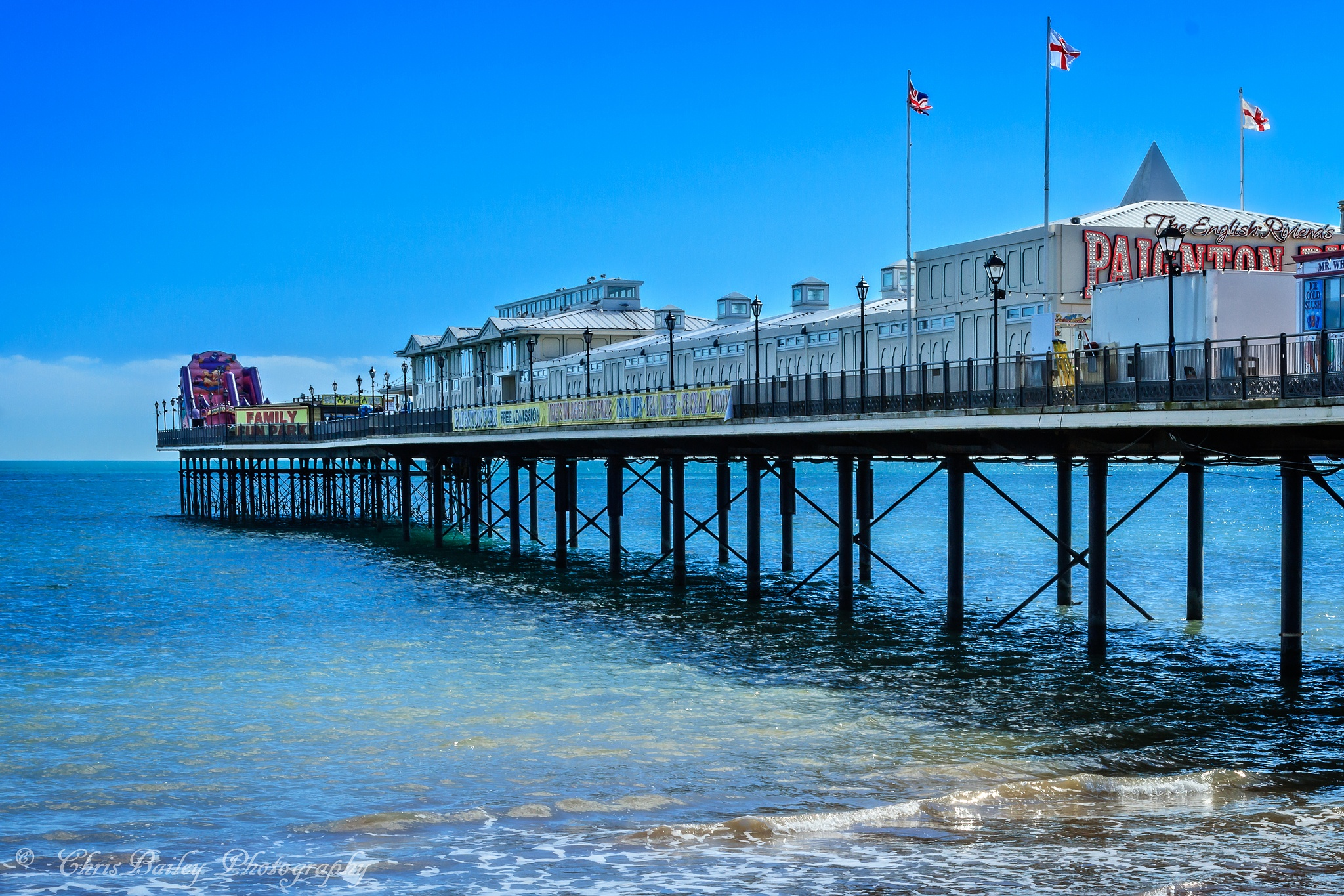 Paignton Pier. 02.1. 20160331 by Chris Bailey