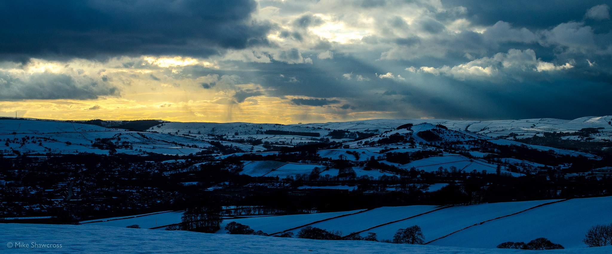 After the snows by Mike Shawcross