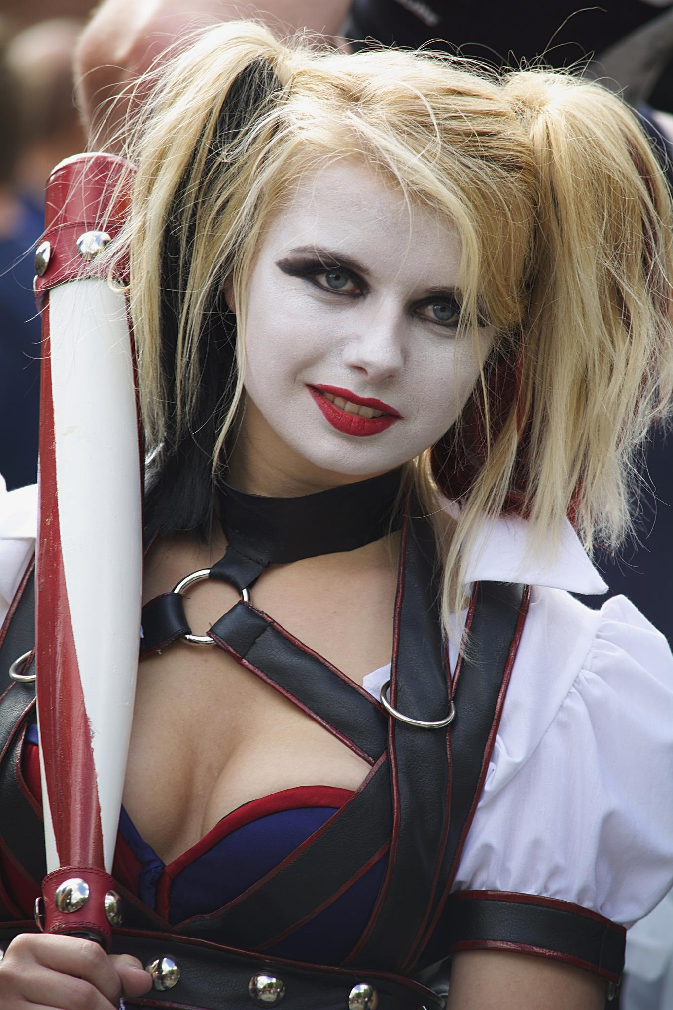 Cosplay - Comic Con by Mike Shawcross