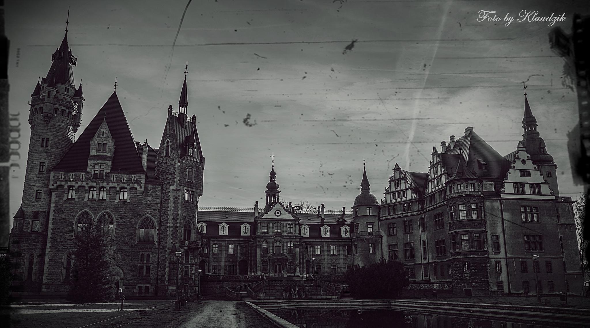 Zamek  by Klaudia Bochenek