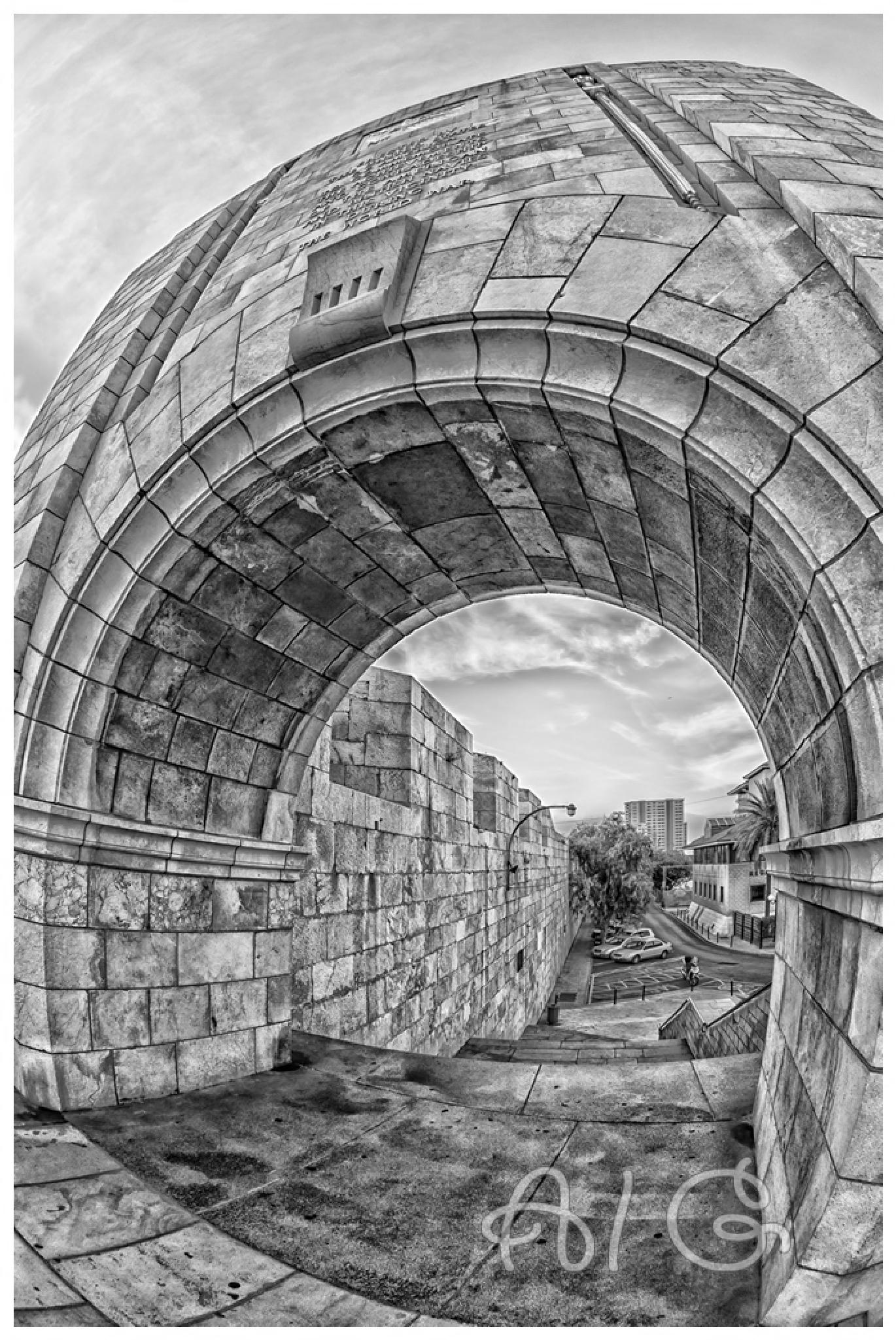 Tunnel Vision by AlanG