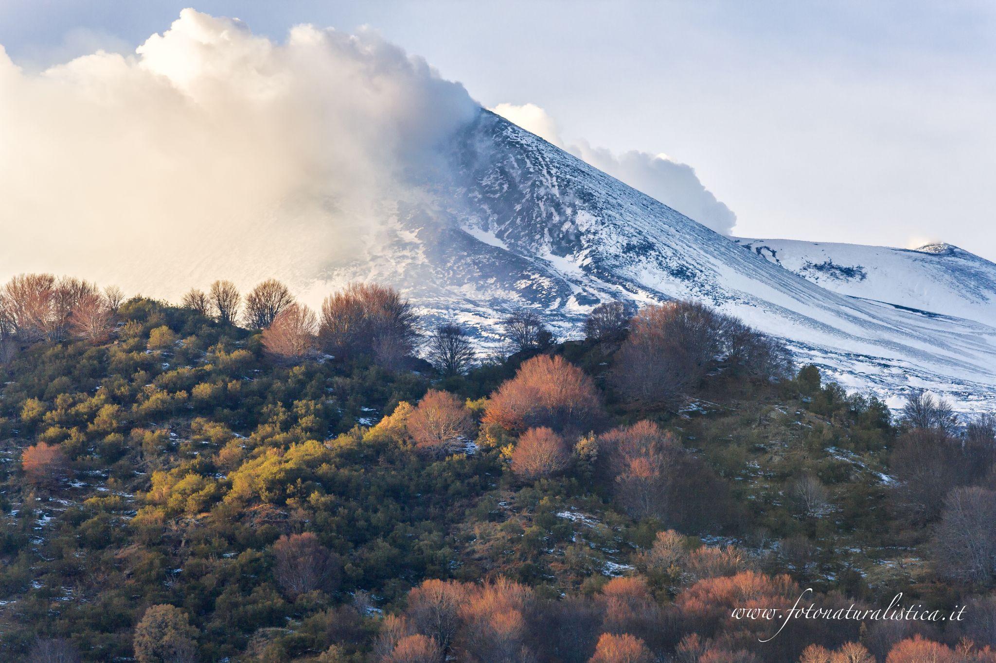 Etna volcano by Fotonaturalistica Giuseppe Parisi