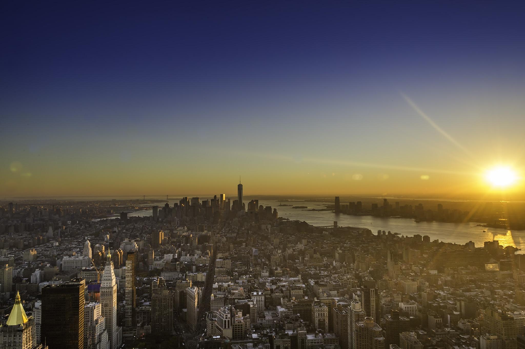 Sunset by gibwheels