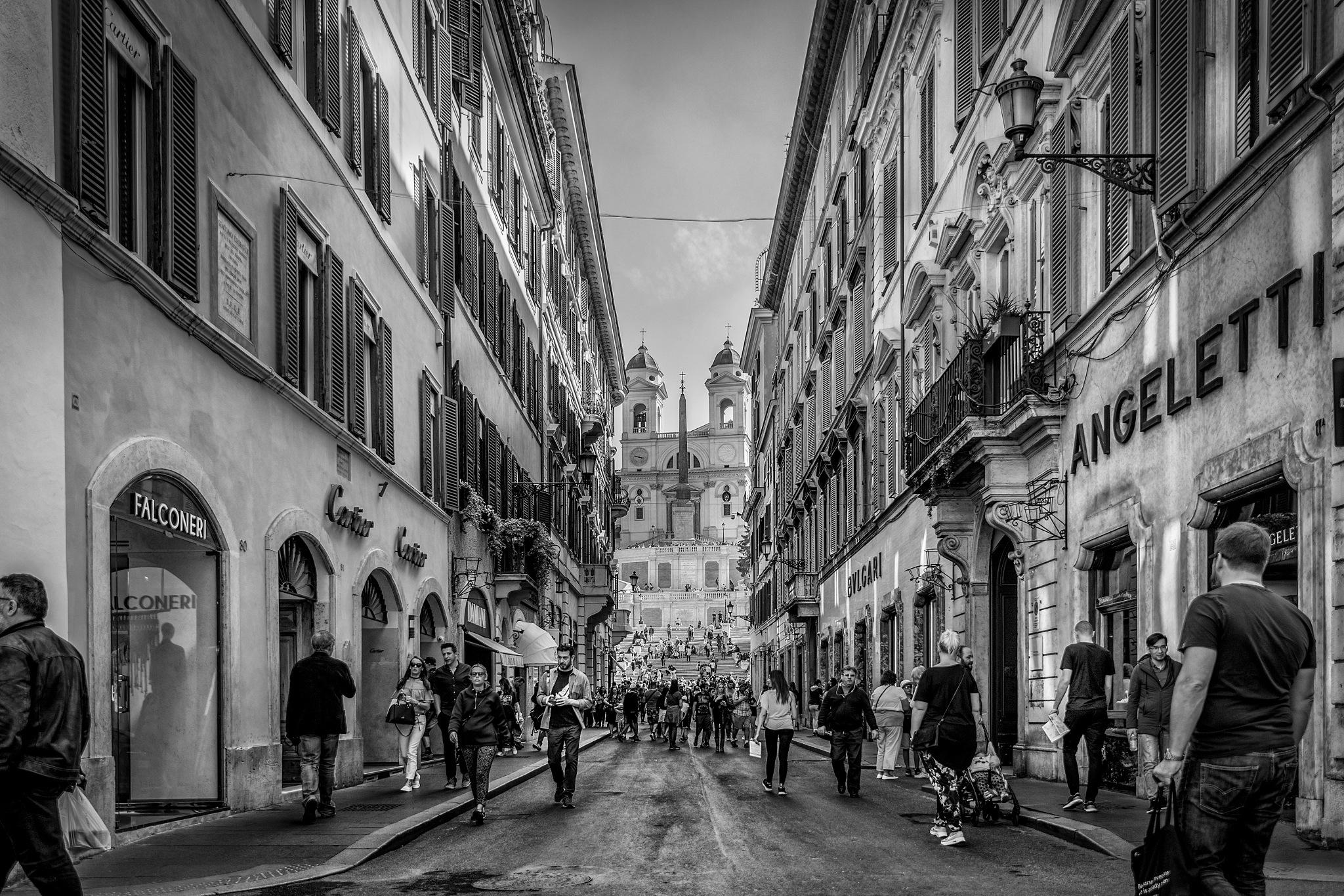 Rome by gibwheels