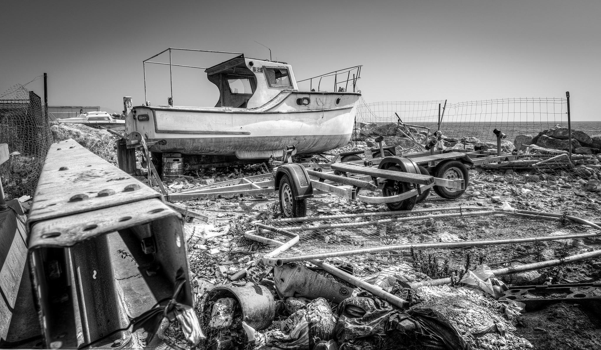 Scrapyard by gibwheels