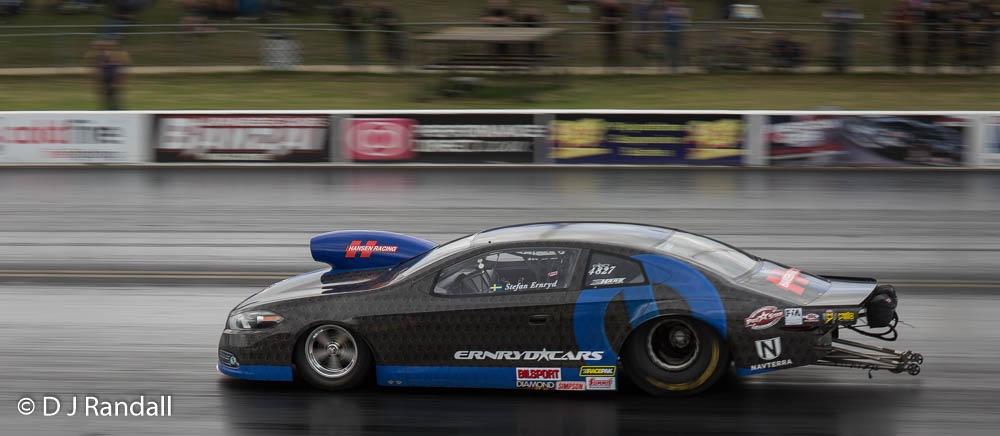 Ernryd Racing's Pro Stock Dodge Dart by Albatroff
