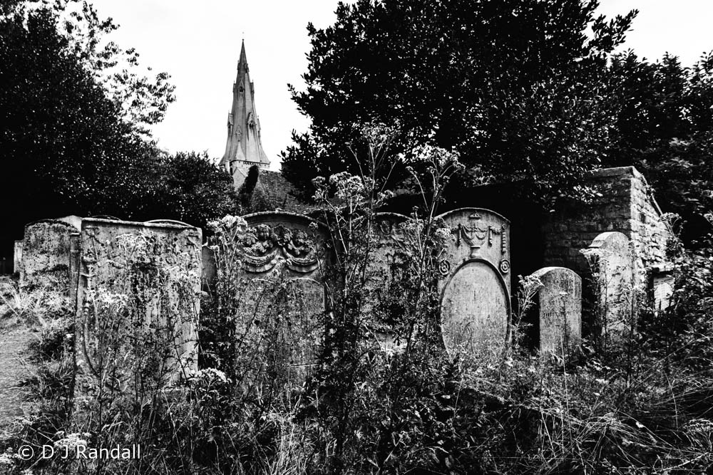 St Mary's cemetery by Albatroff
