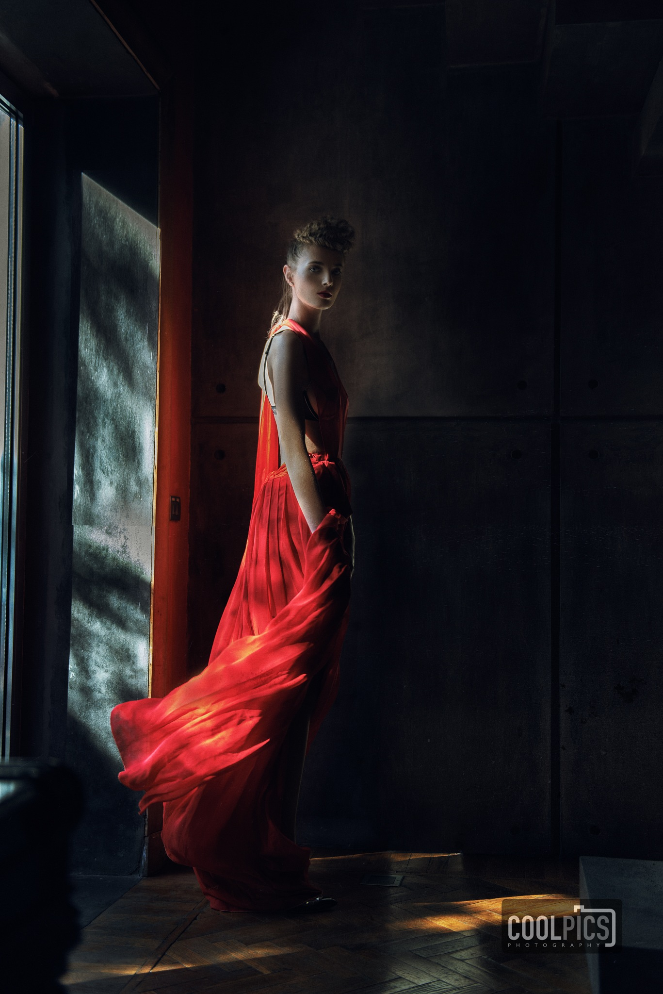Maryana Hordiytsyak  by Daniel Demunter Photography