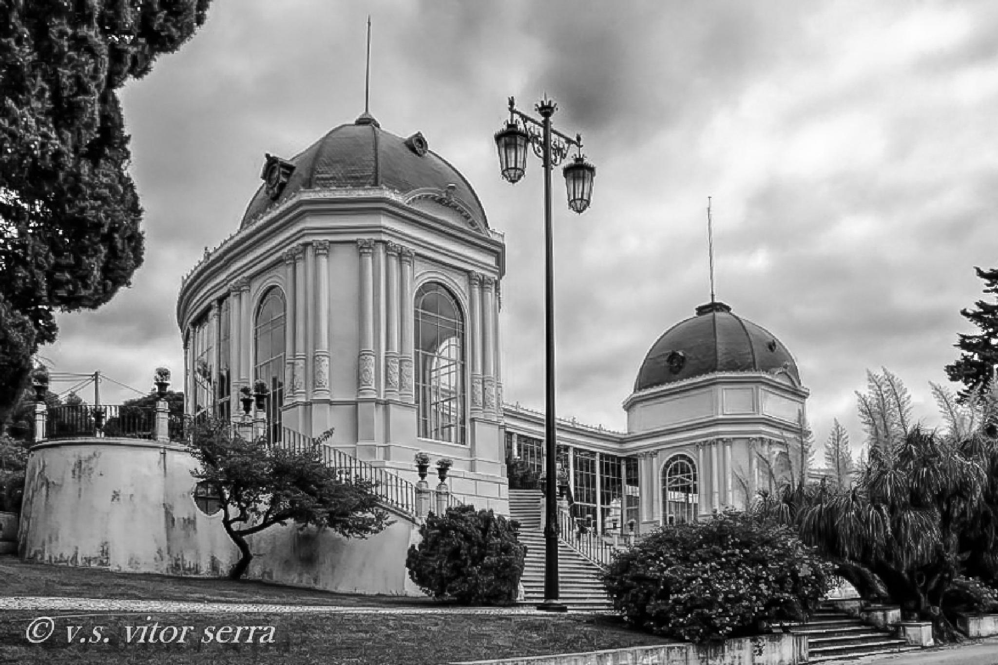 Former Royal greenhouse by vitorserra1