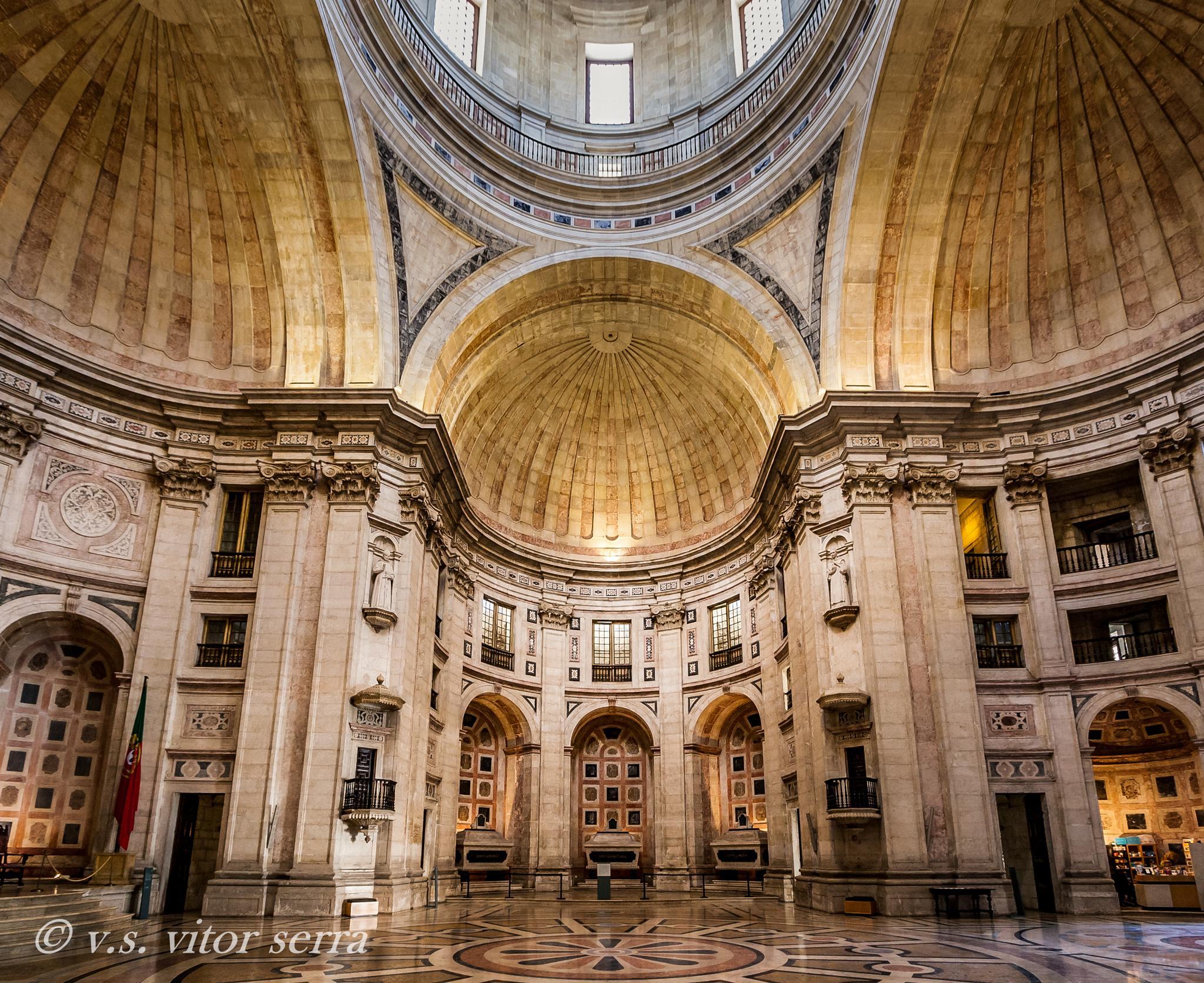 National Pantheon by vitorserra1