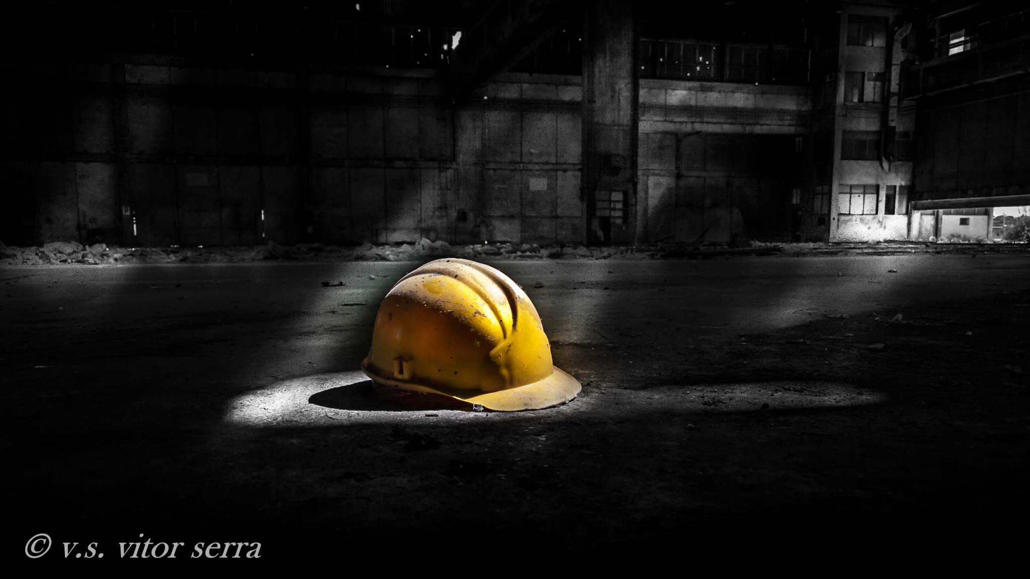 End of the work by vitorserra1