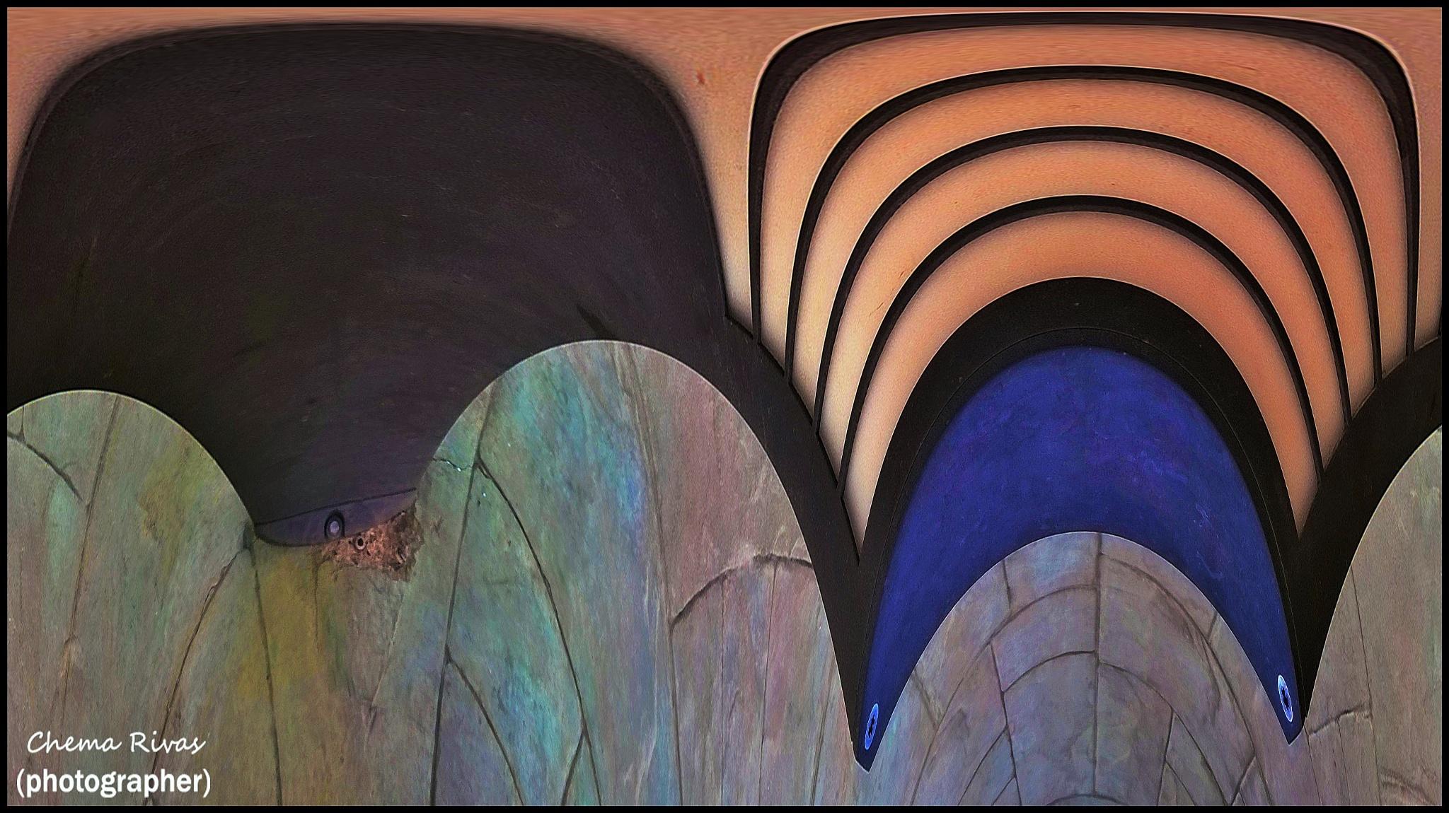 Serie abstracta 2 by Chema Rivas