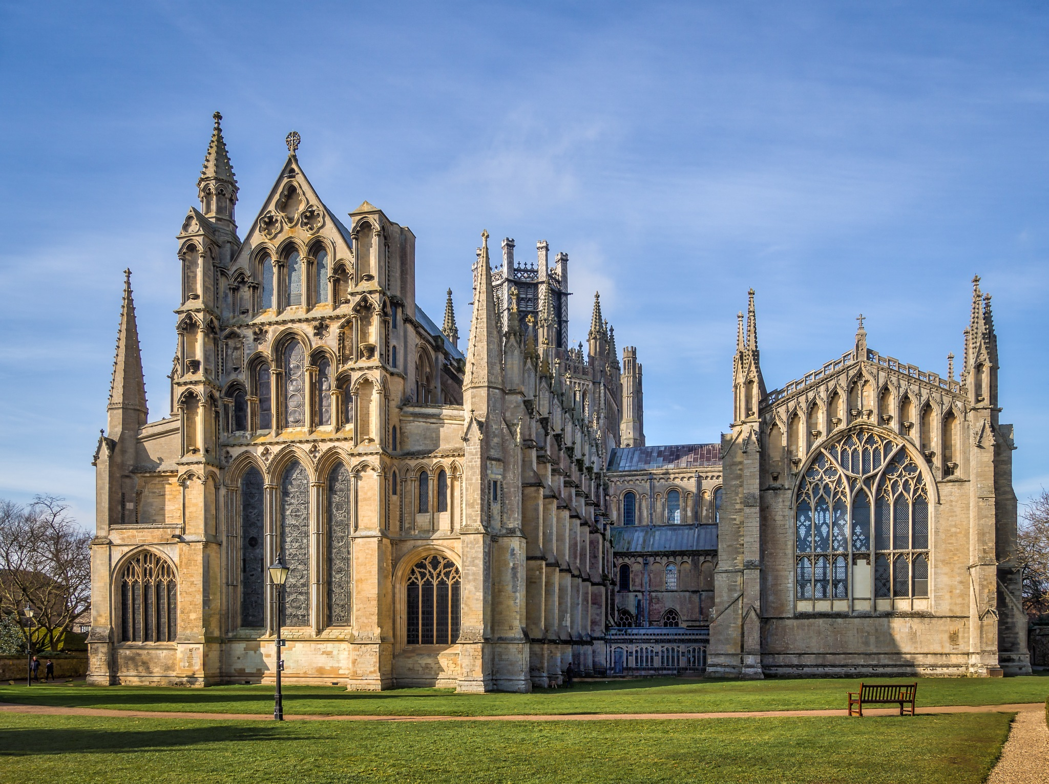 Ely Cathedral by jan.murphy30