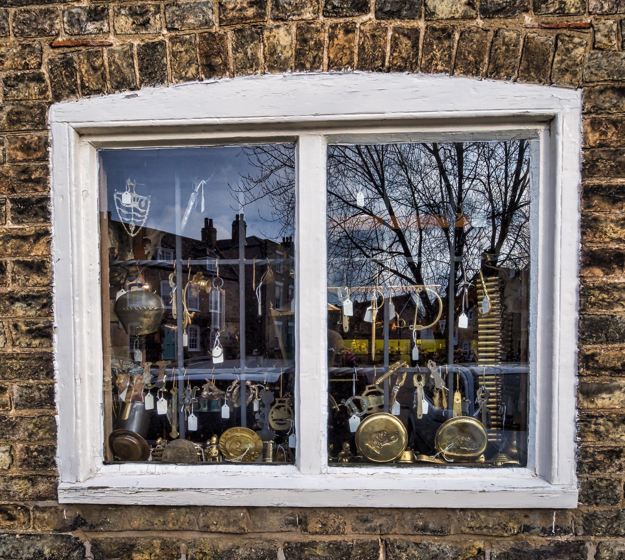 Reflections in the Window by jan.murphy30