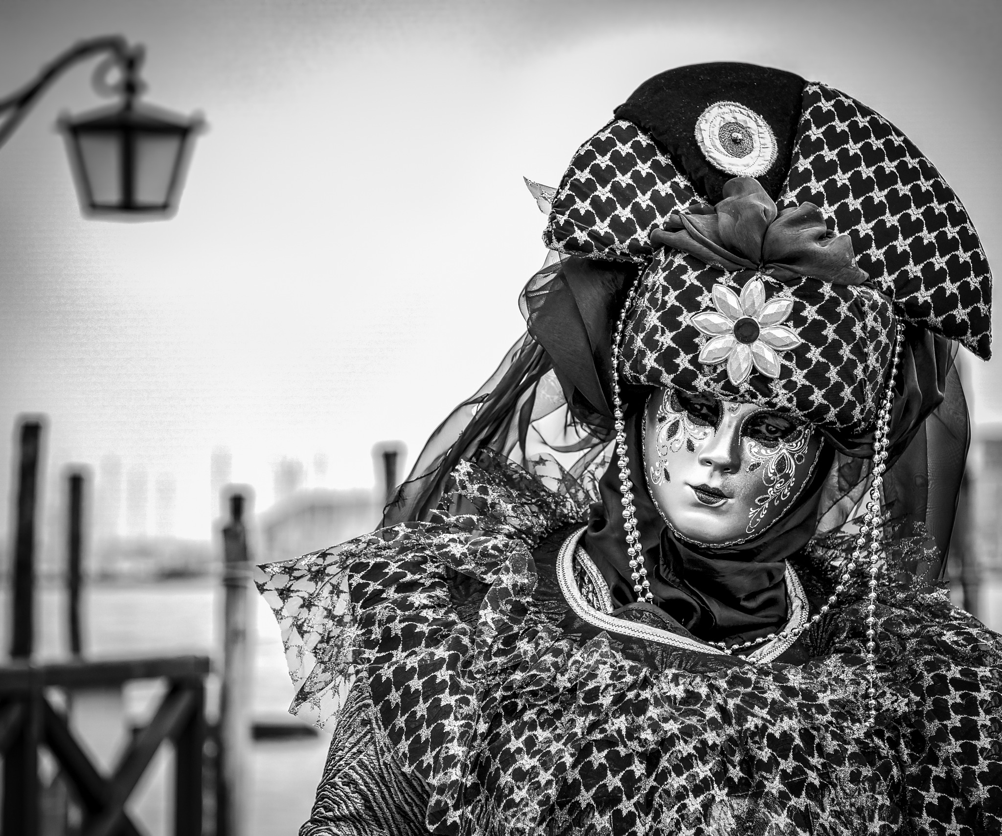 Venice Carnival Character by jan.murphy30