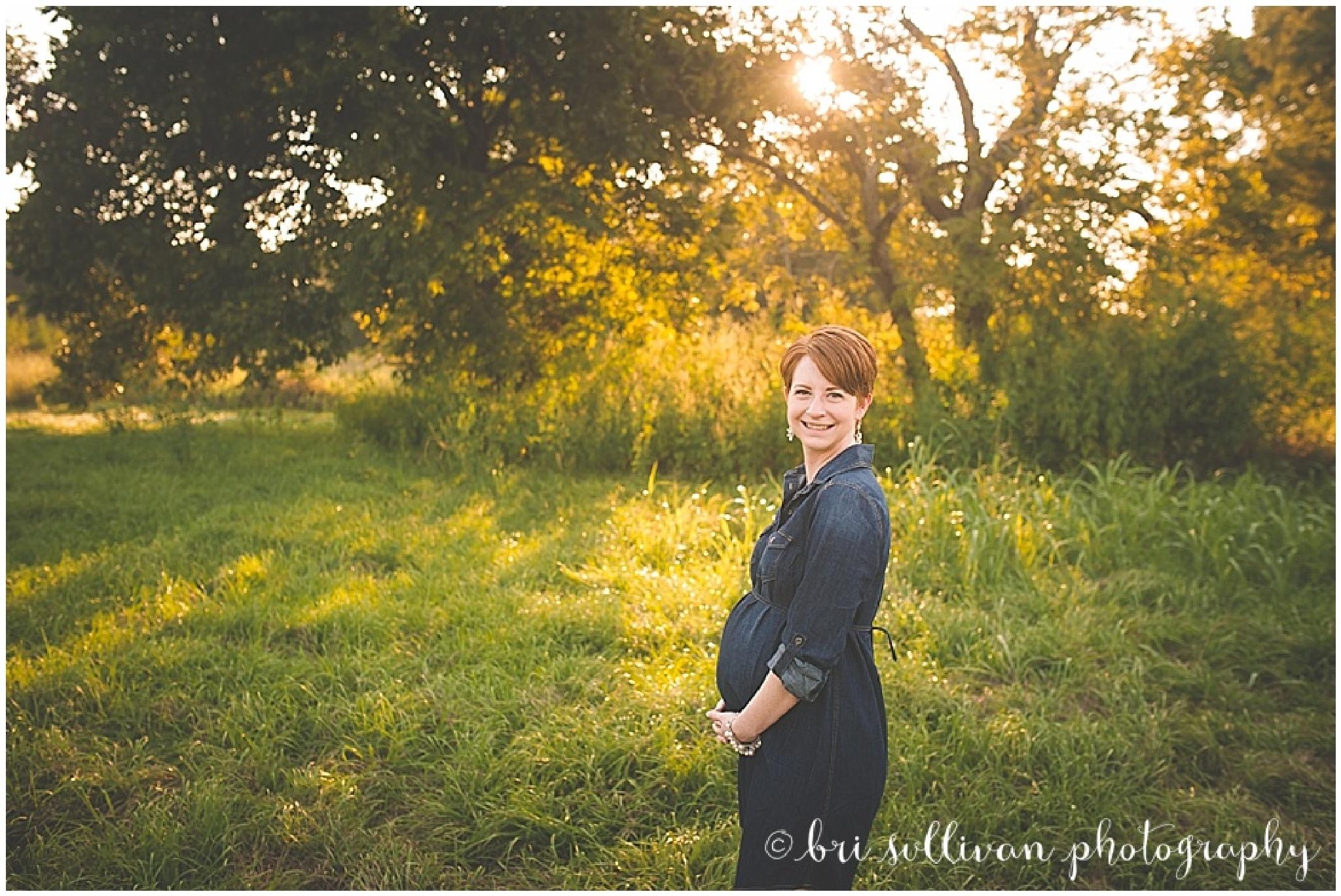 Houston Maternity Photography by cherrystreetphoto