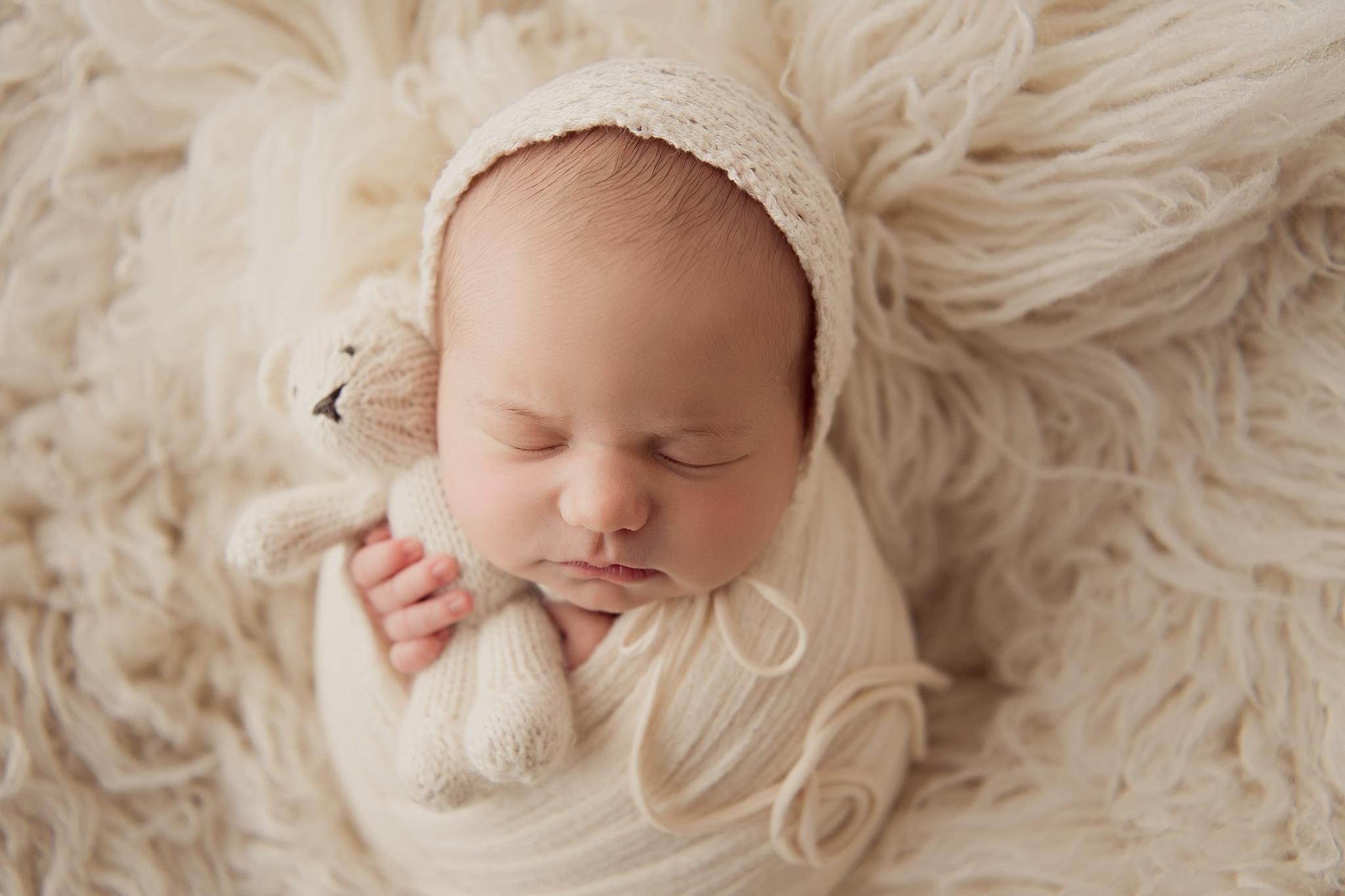 Bri Sullivan Photography - The Woodlands, Texas Newborn and Baby Portrait Photography by cherrystreetphoto