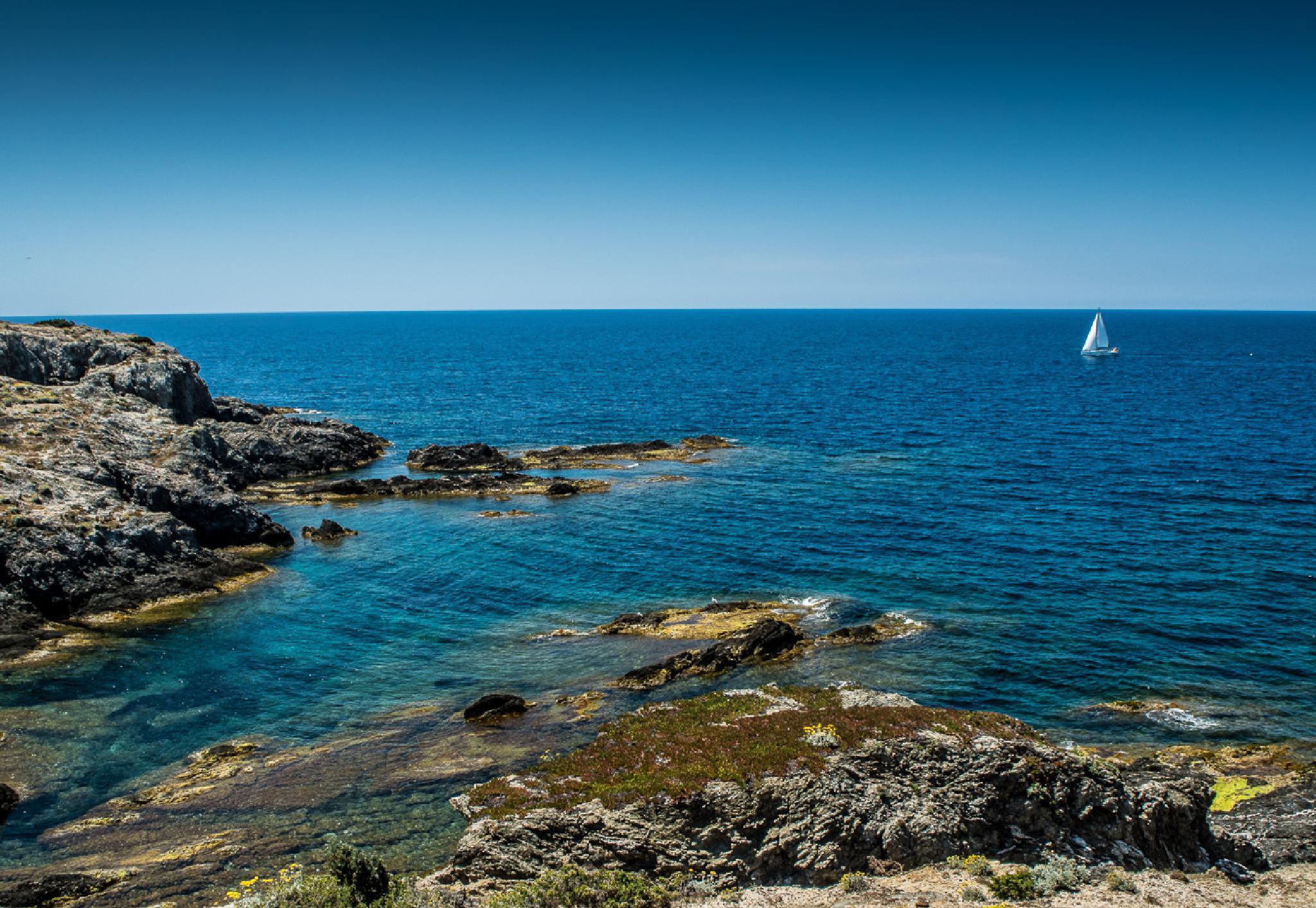Côte d'azur by FSFoto