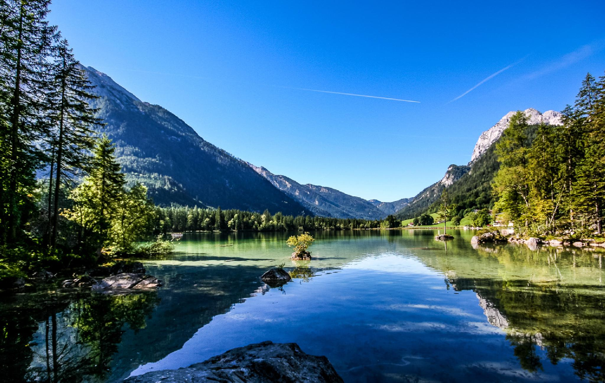 Hintersee by FSFoto