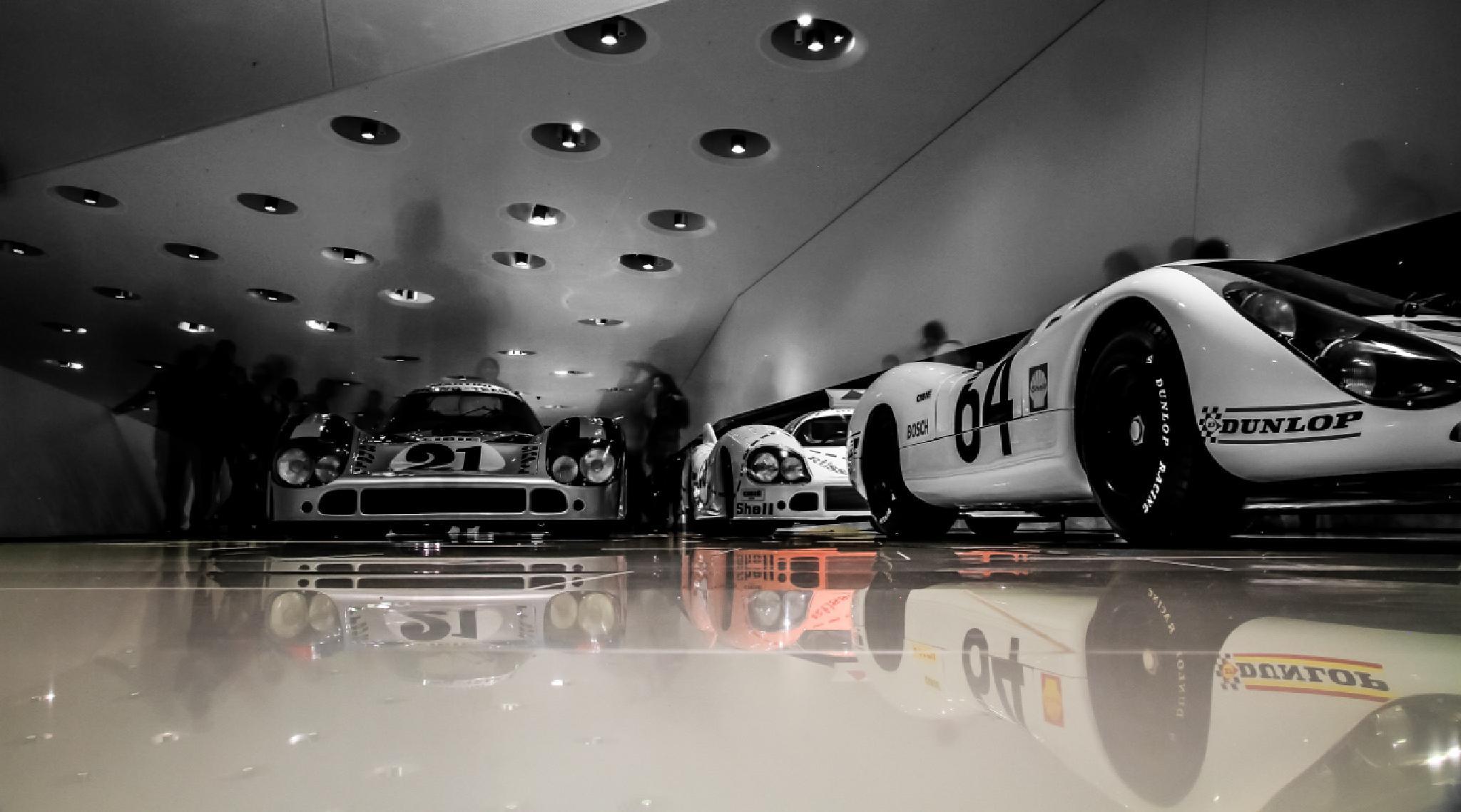 Porsche Museum by FSFoto