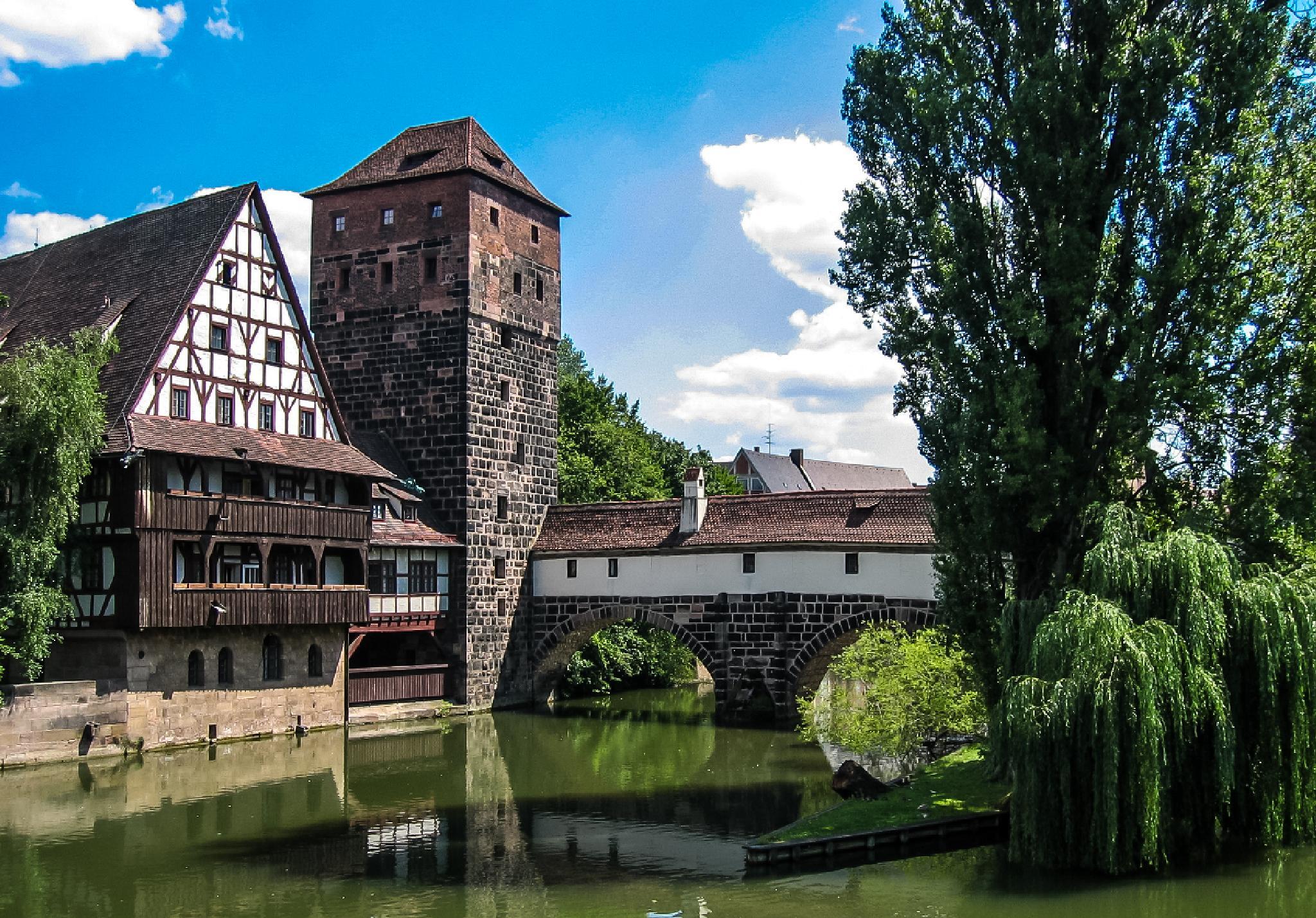 Henkerssteg, Nuremberg by FSFoto