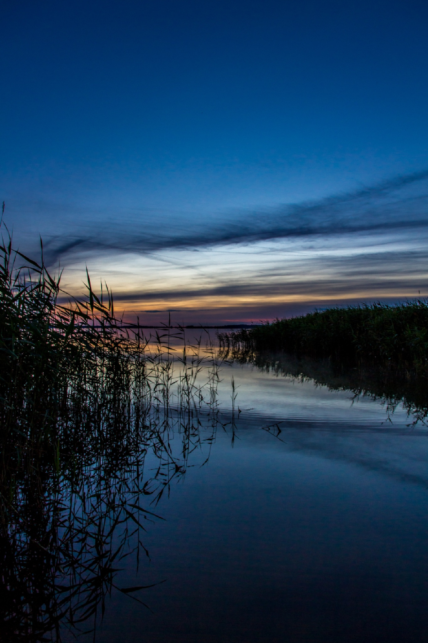 Evening by the sea by FSFoto