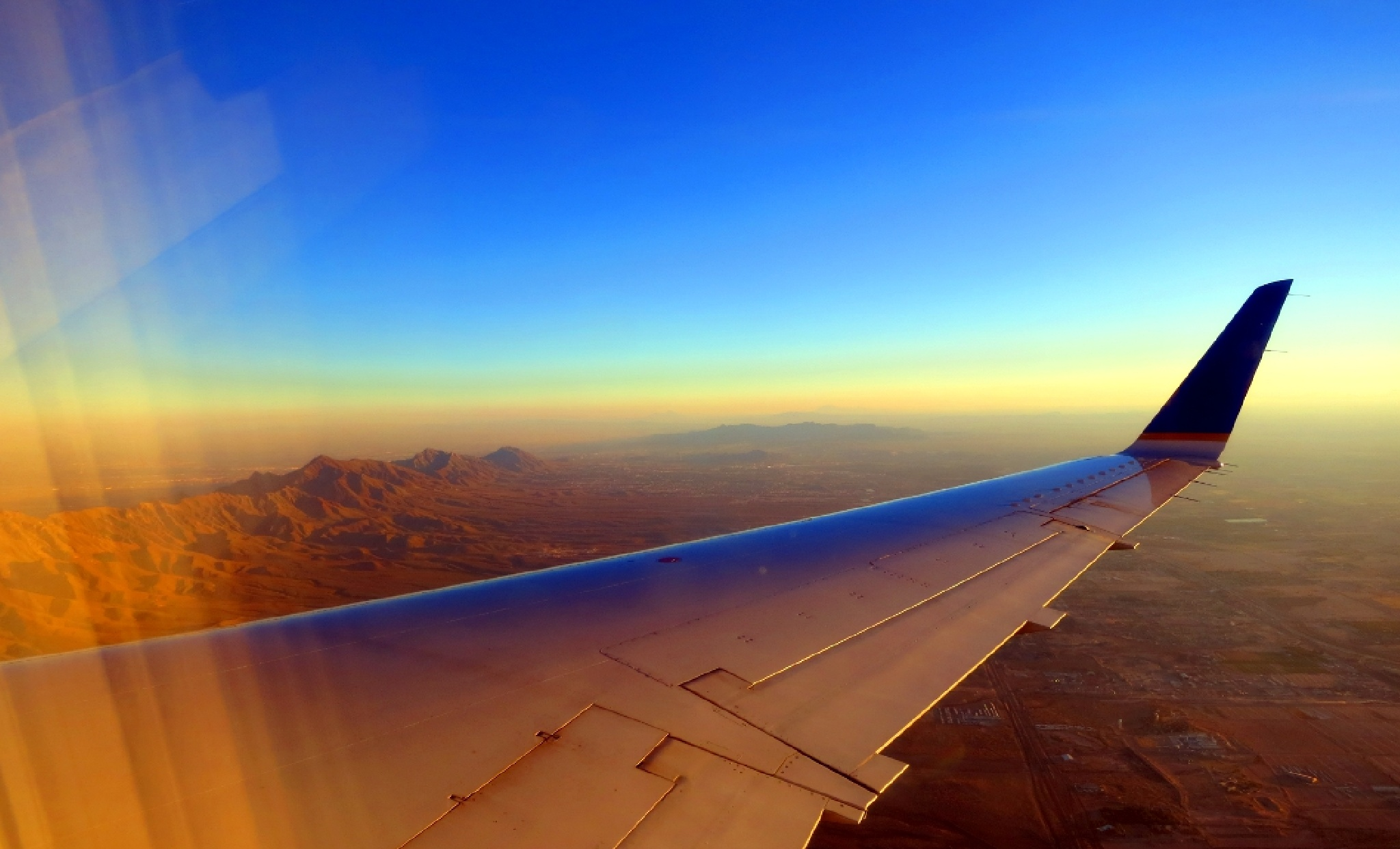 Approaching El Paso by FSFoto