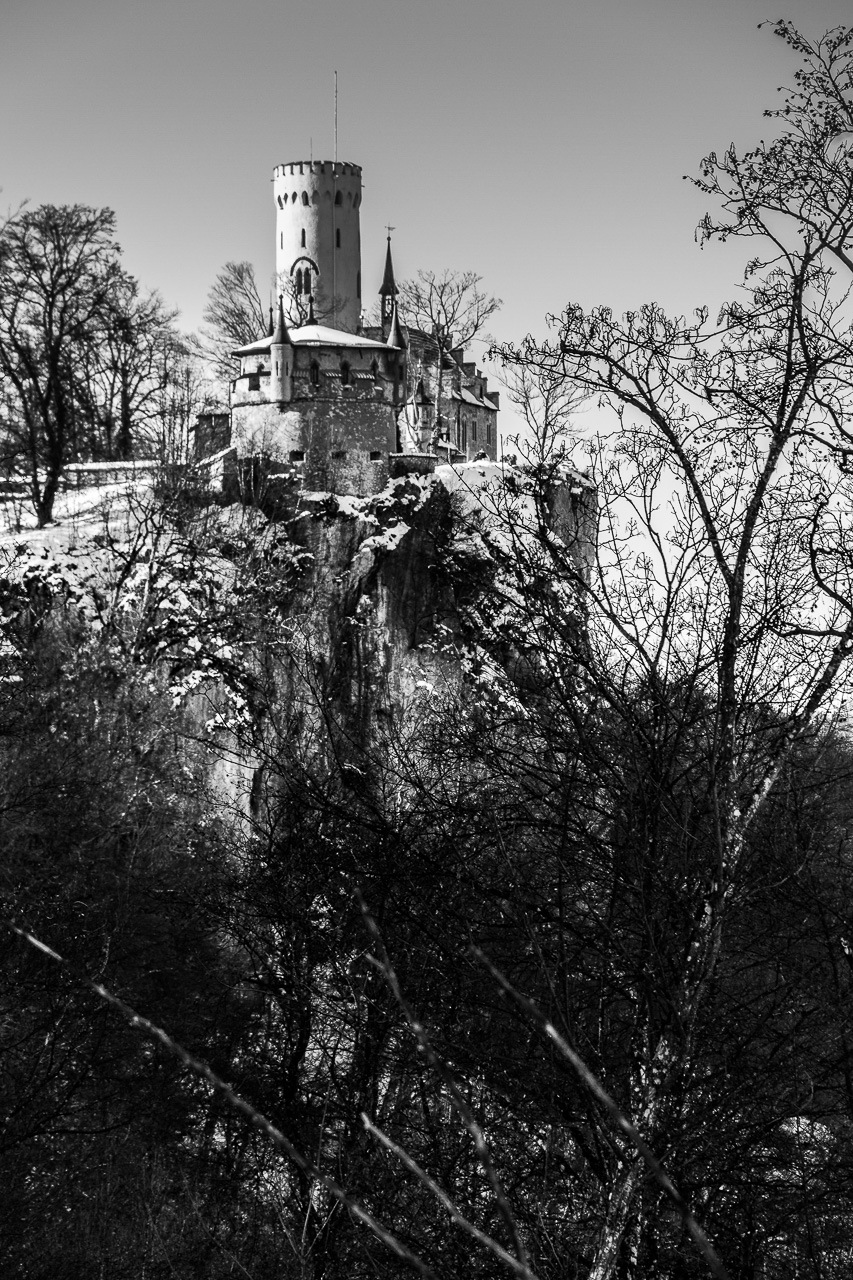 Castle Lichtenstein by FSFoto