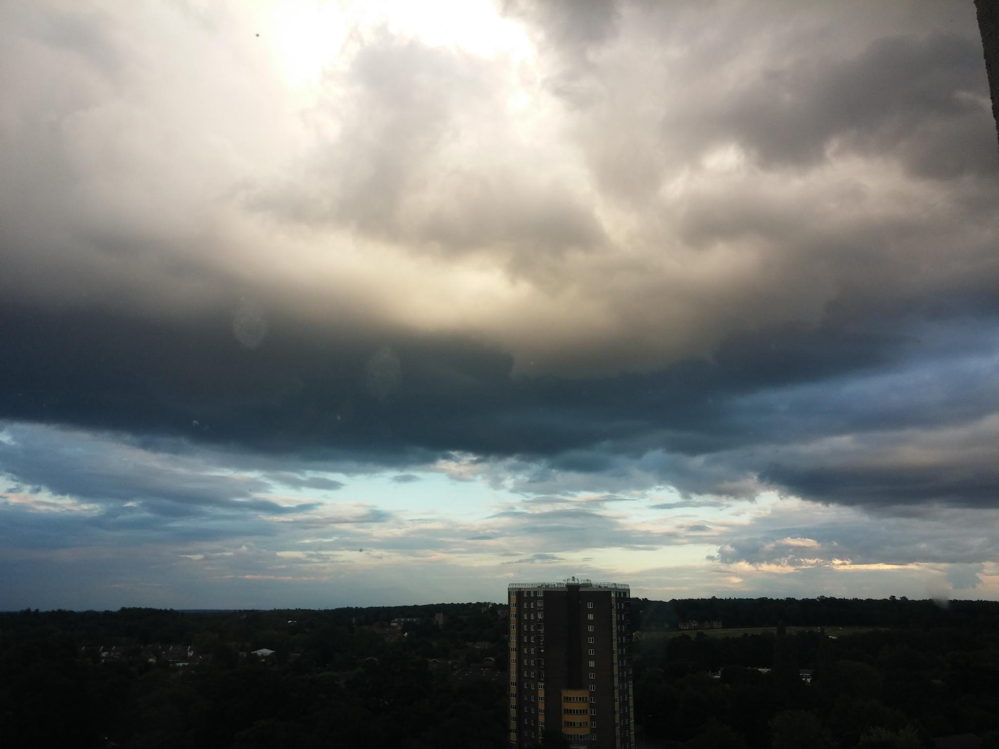 Dark cloud by Abbie
