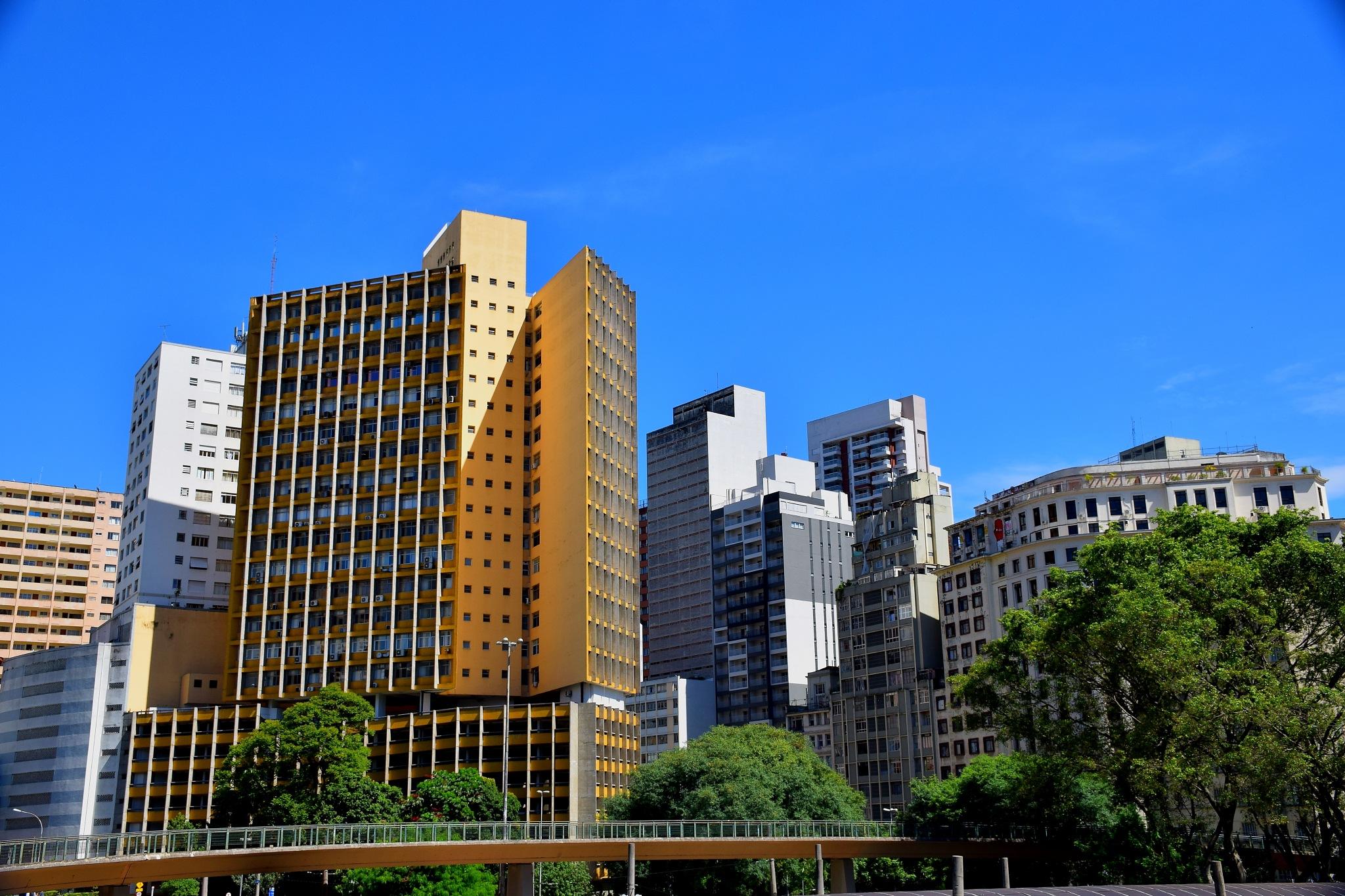 Edifício Joelma by LuixCelso