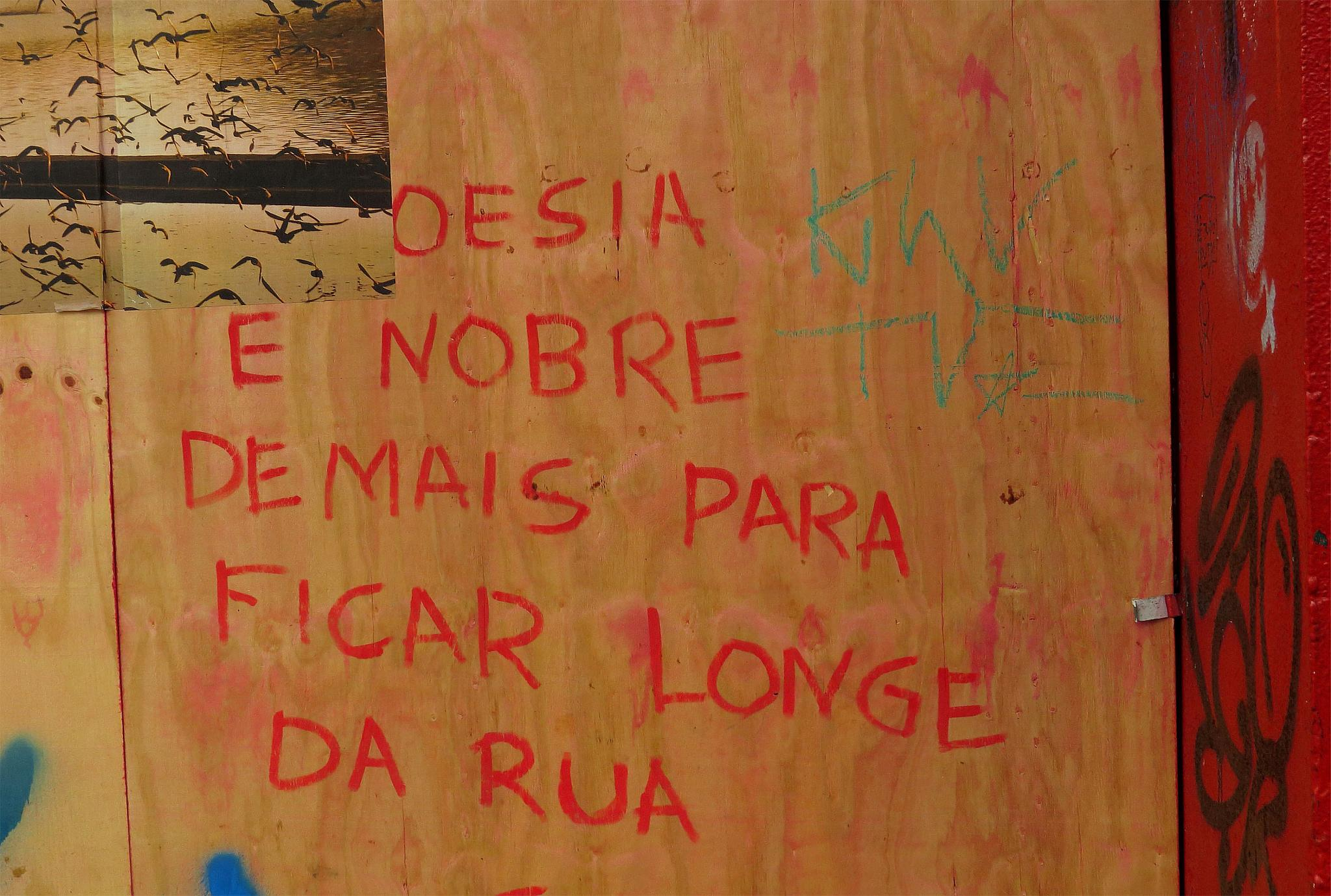 Poesia by LuixCelso