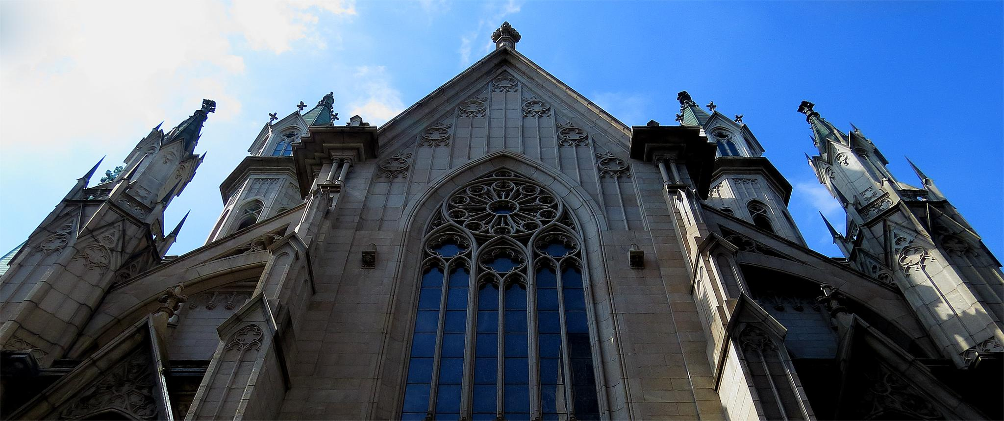 Sao Paulo Cathedral by LuixCelso