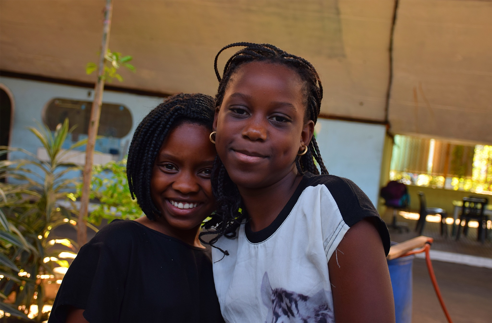 Geraldine (Namibia) & Astrida (Angola) by LuixCelso