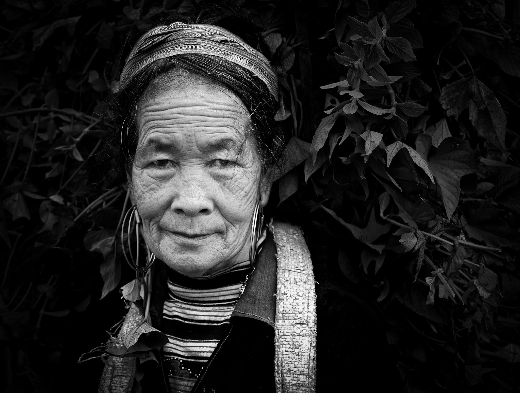 A woman from the ethnic group -Hmong by Nancy Andrea D