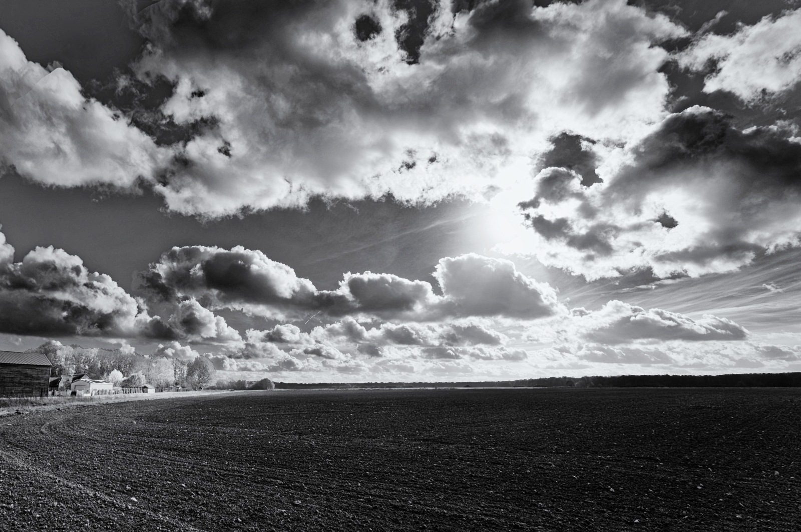 Clouds by Nancy Andrea D