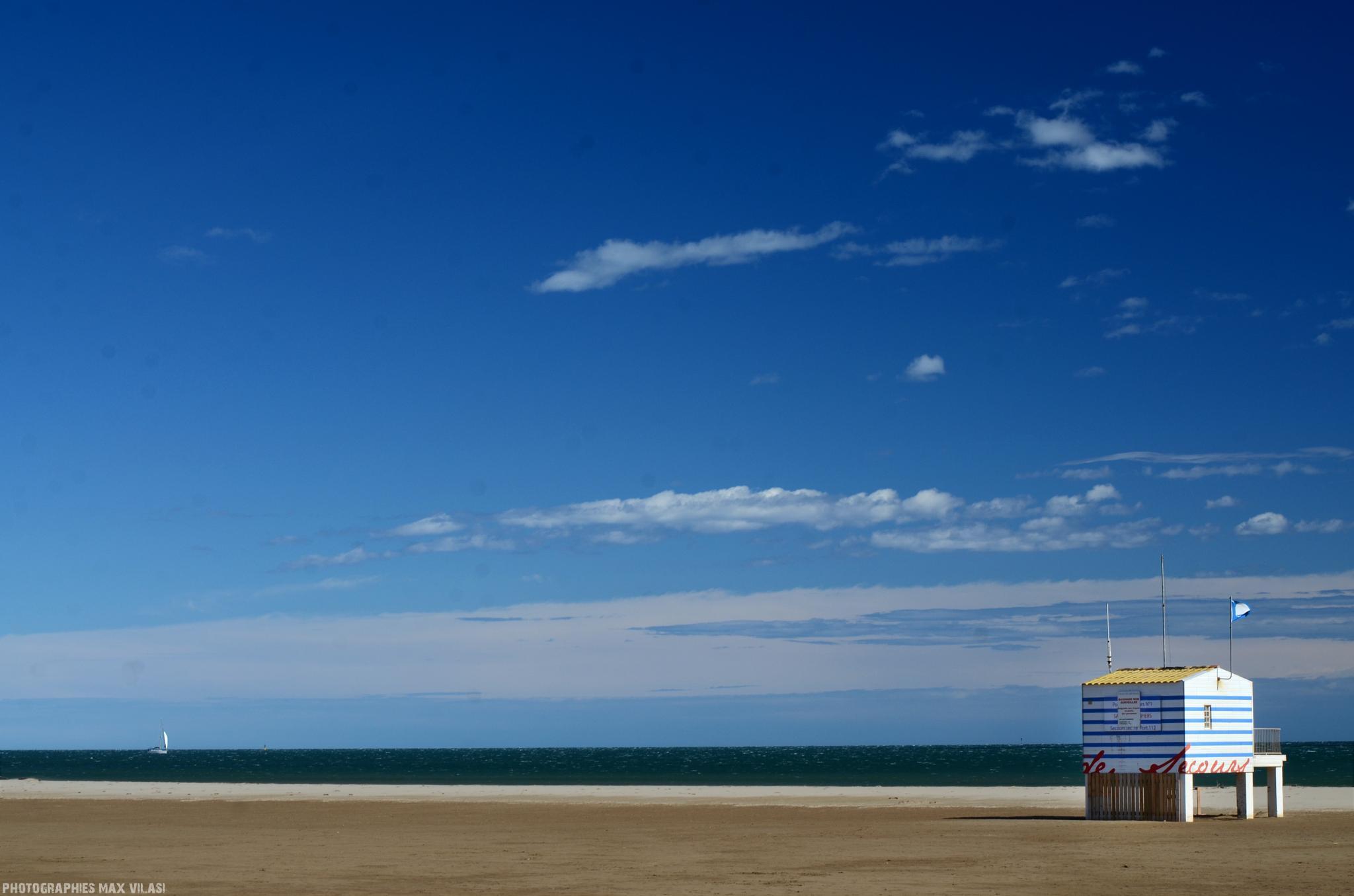 Blue Season by Max Vilasi
