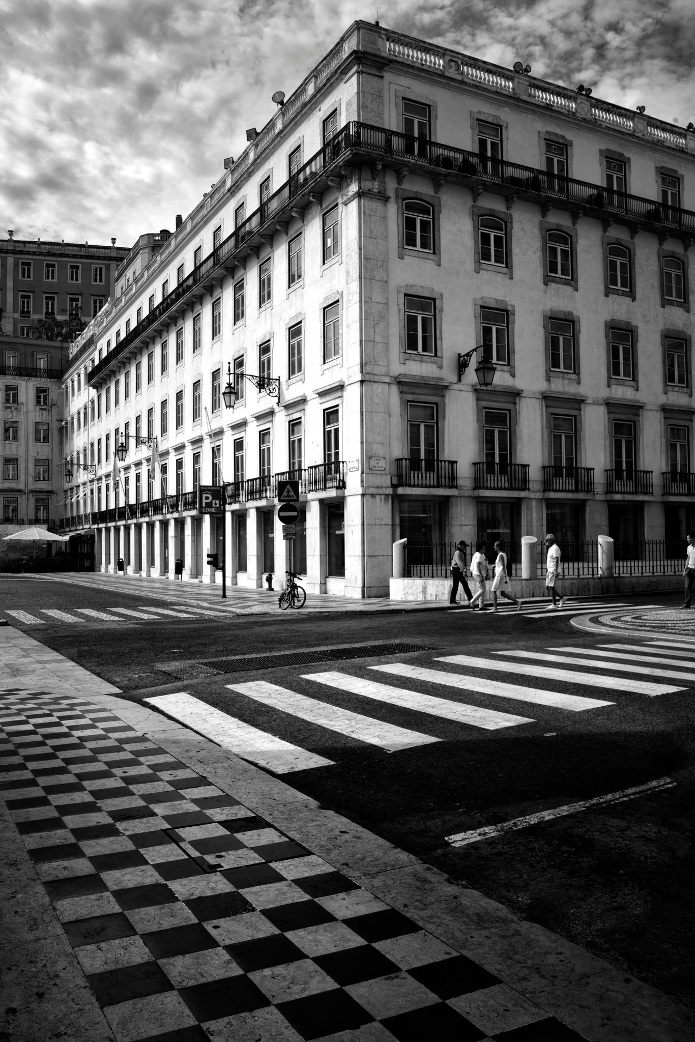 Lisboa by Carlos Delgado