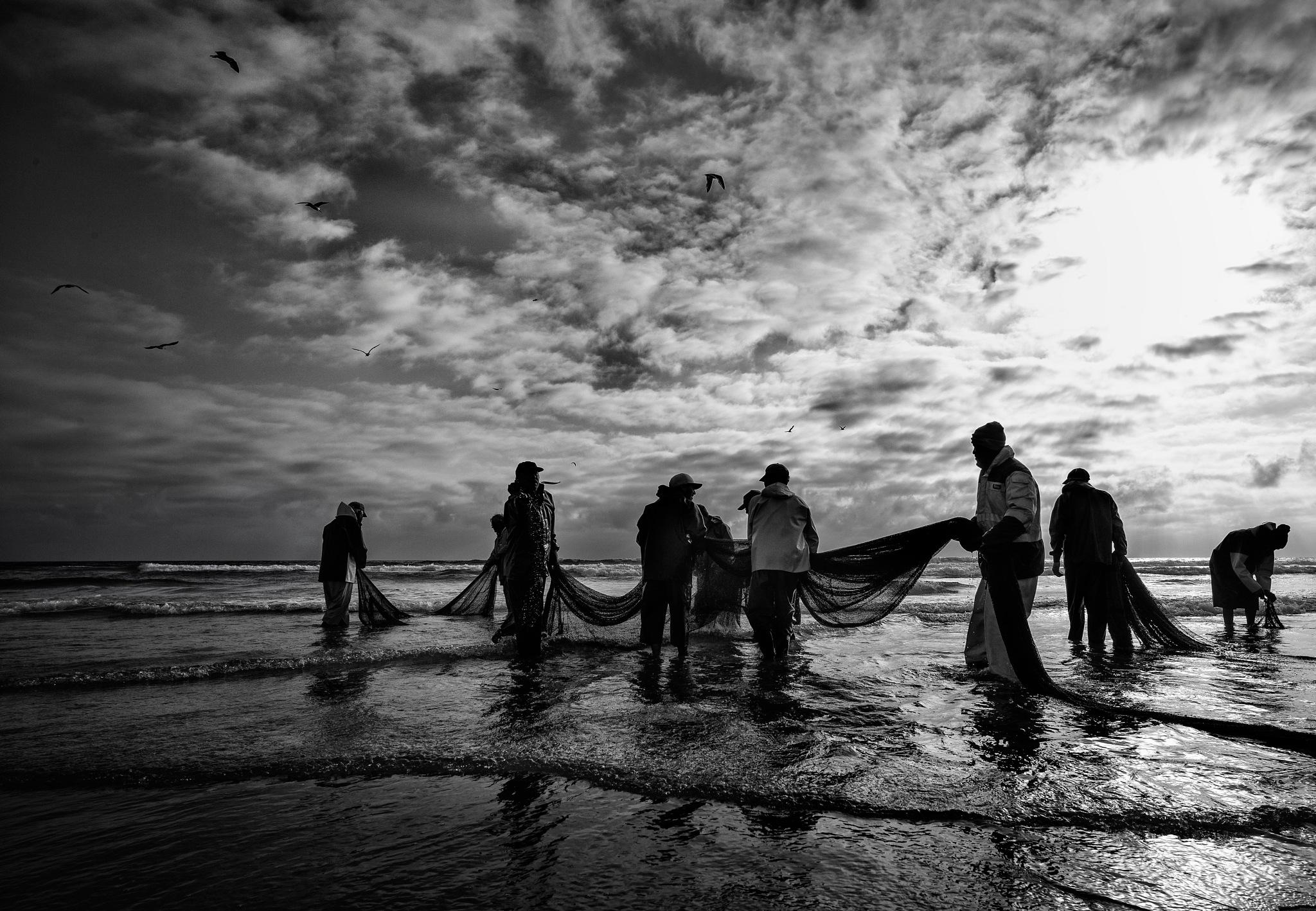 Pesca by Carlos Delgado