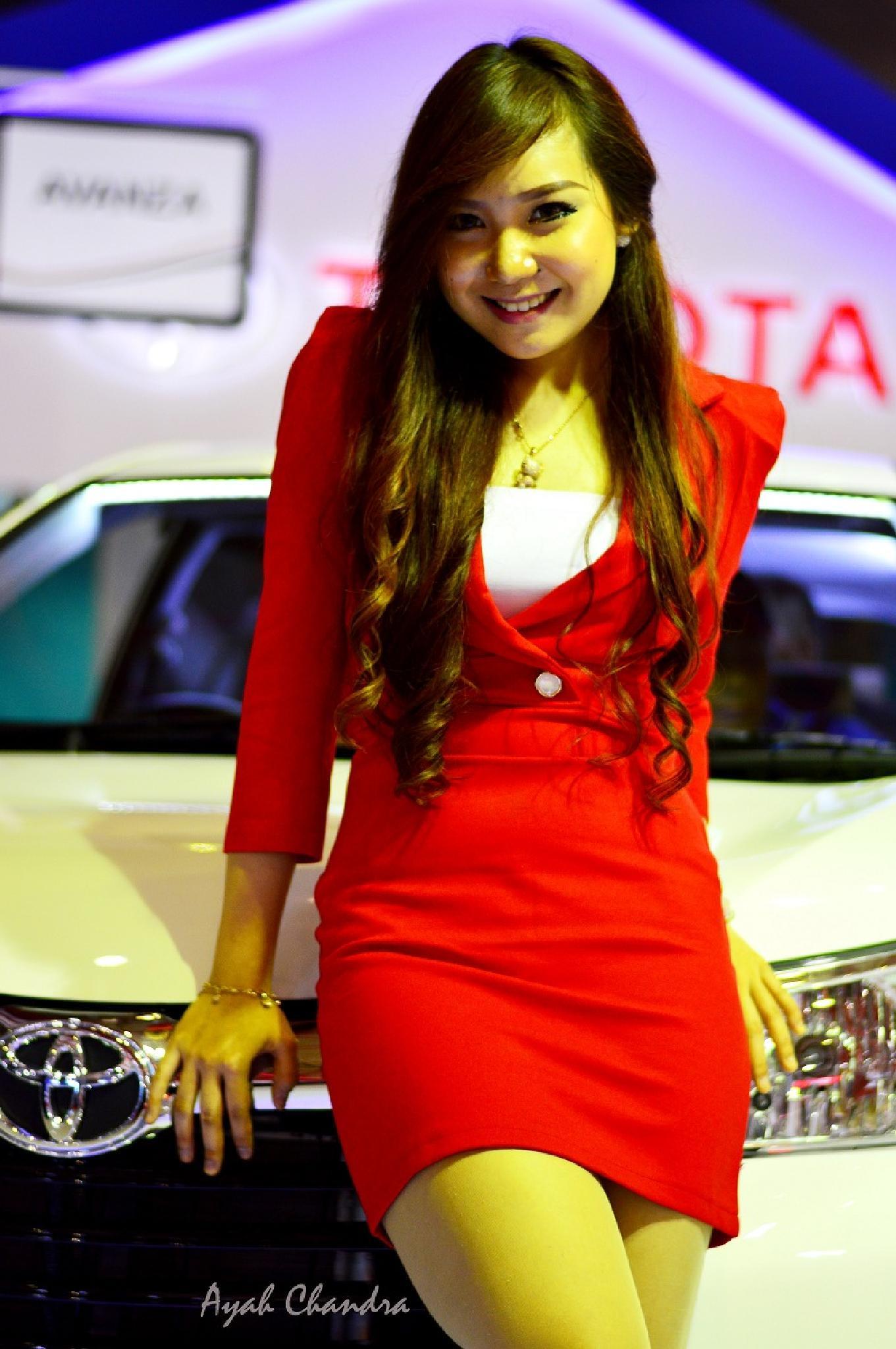 my girl by Chandra (ayah chandra)