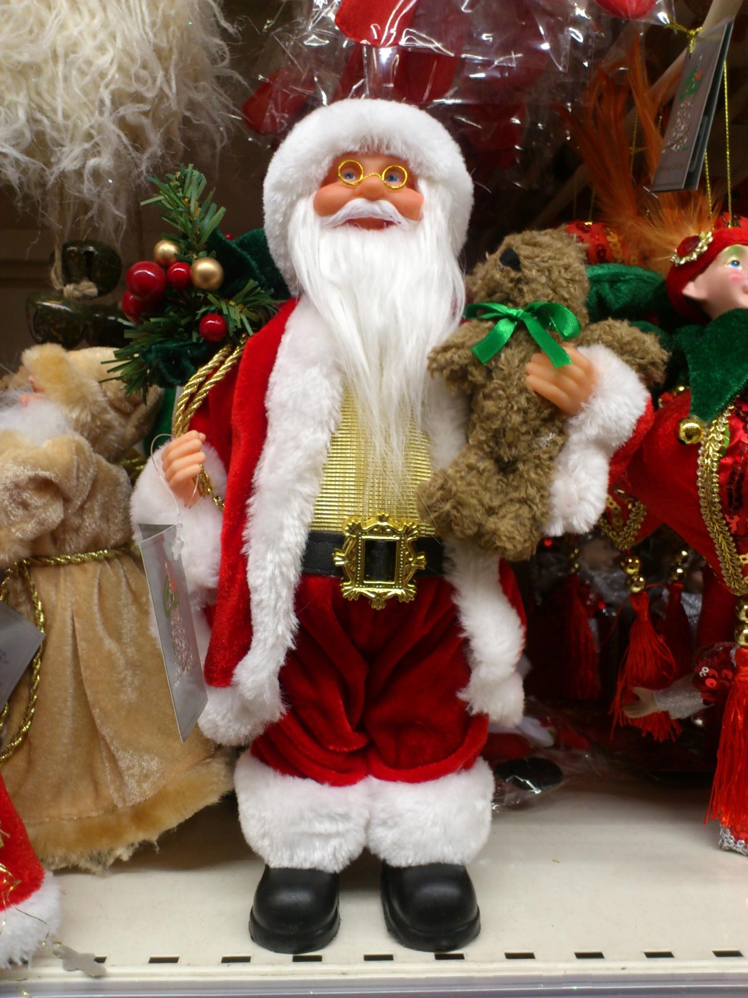 Santa by AnaMaria