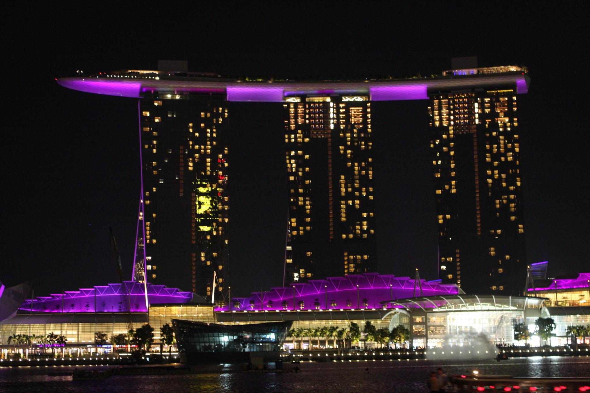 Singapore Point of Interest 1 by KRUSH Photography