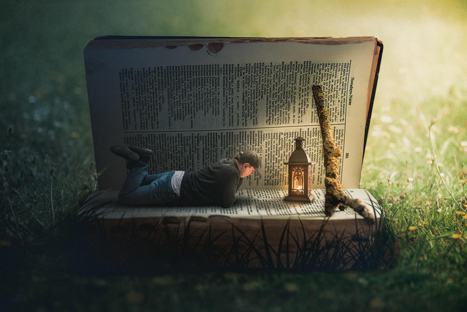 Read till dawn by Rosana
