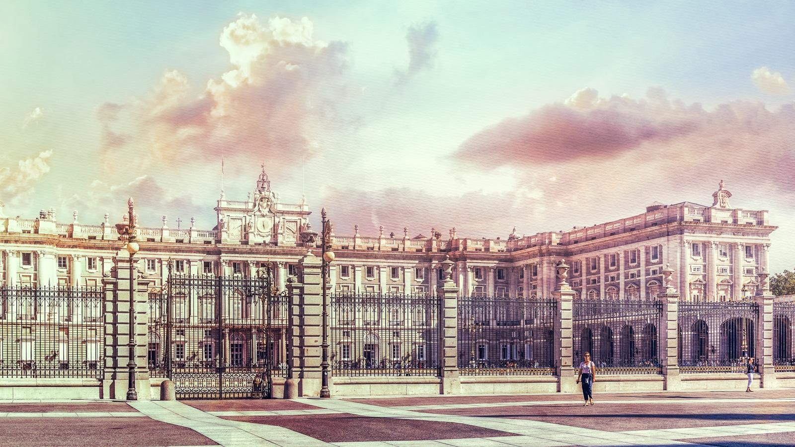 Palacio Real - Madrid by Rosana